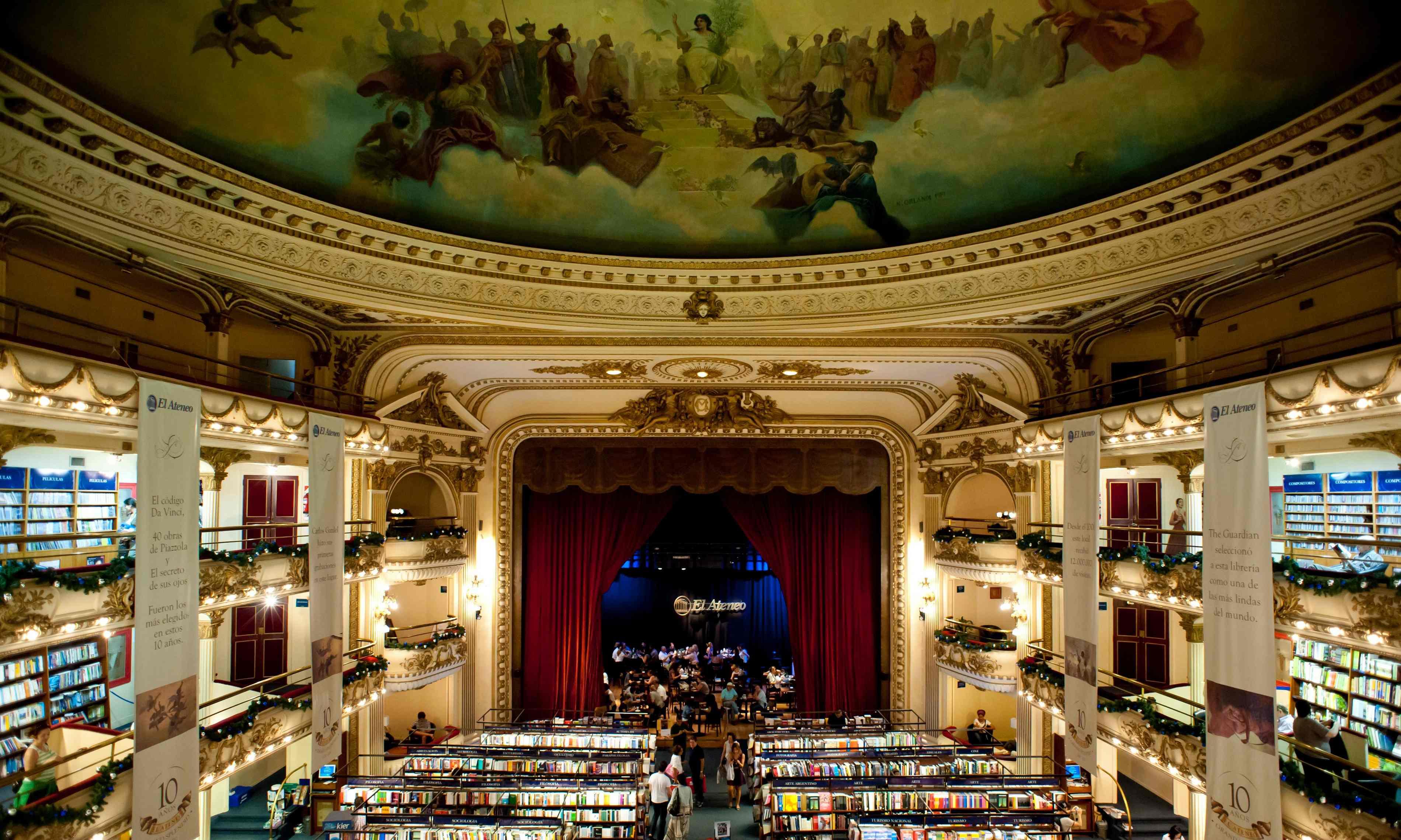 5130 - Las librerías más lindas del mundo para conocer