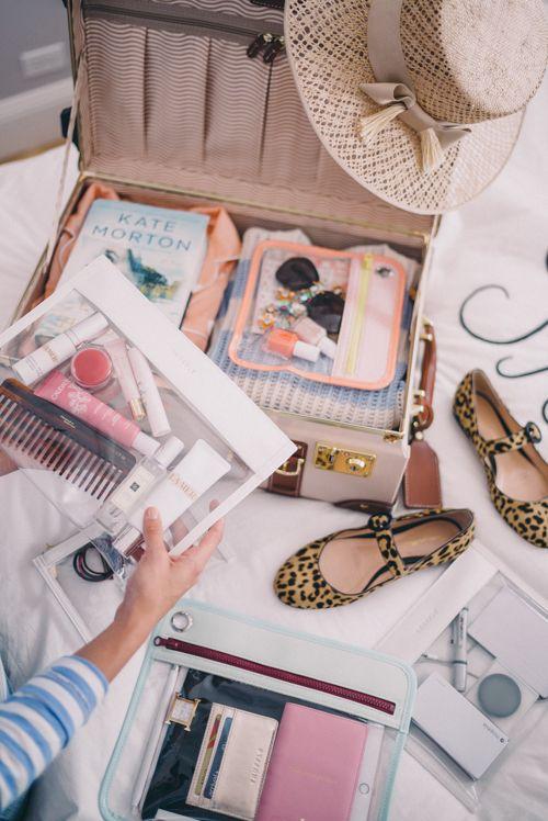 packing - Armar la valija sin excesos