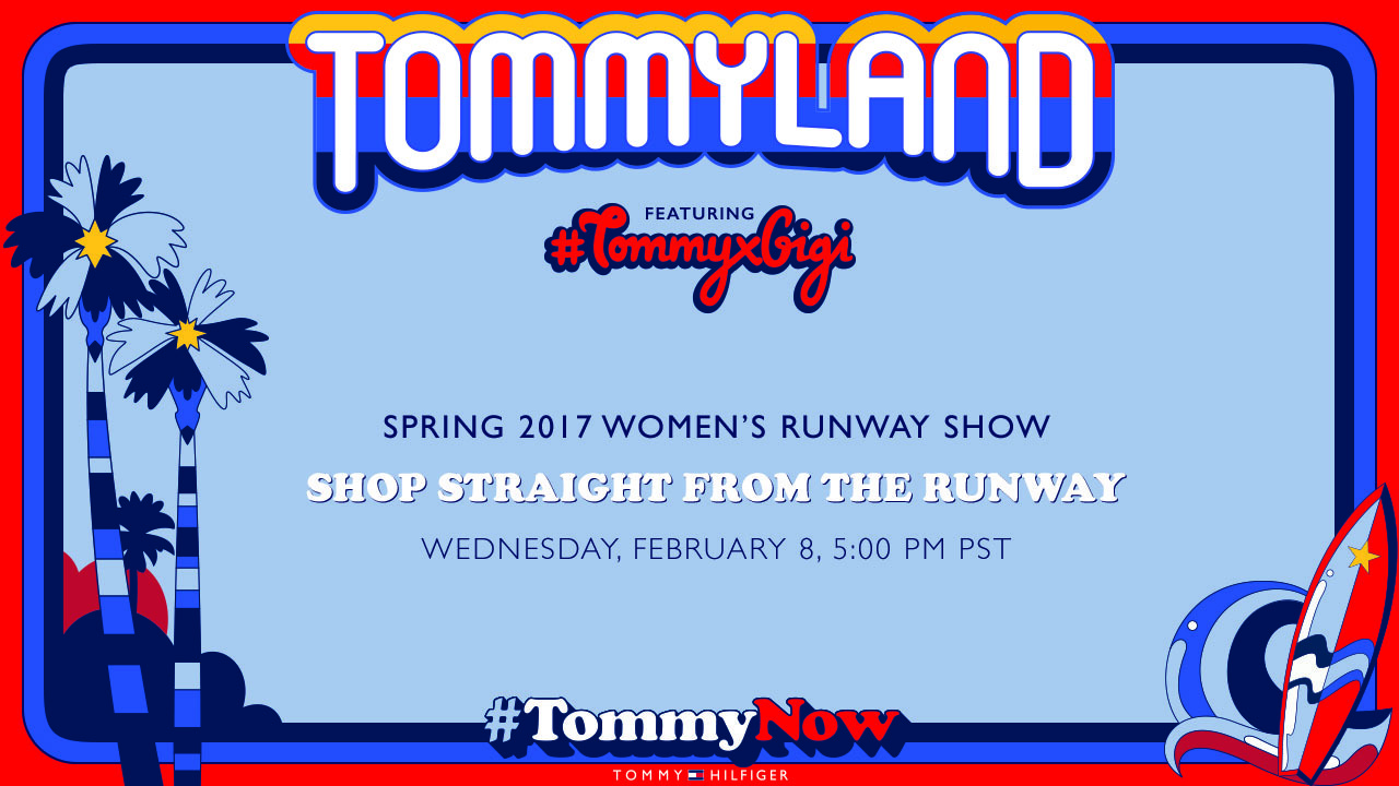 production 1620 1809 hot - La colección capsula de Tommy x Gigi Hadid