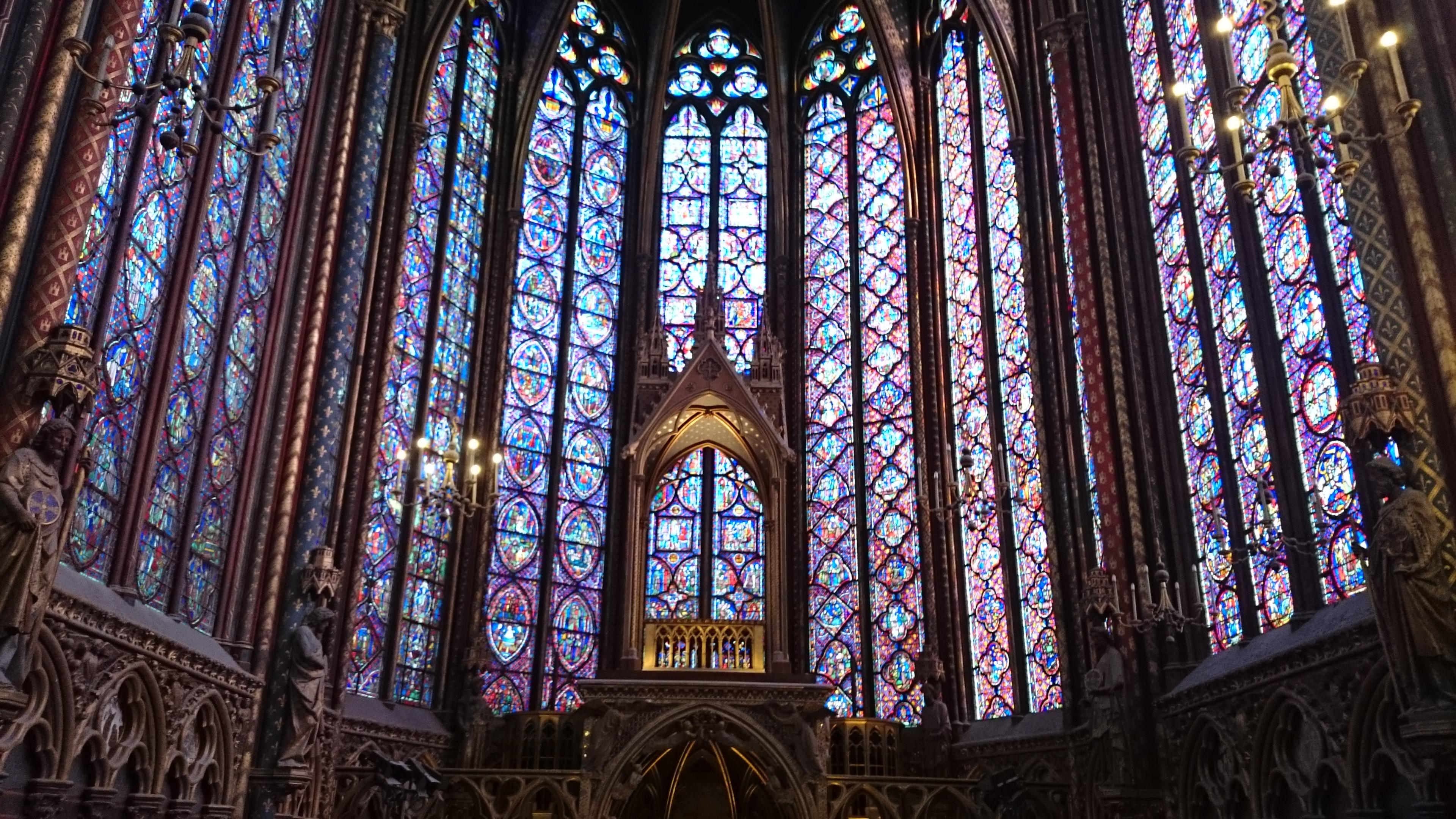 dsc 1626 - Una visita a la Saint Chapelle en Paris