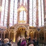 dsc 1634 150x150 - Una visita a la Saint Chapelle en Paris