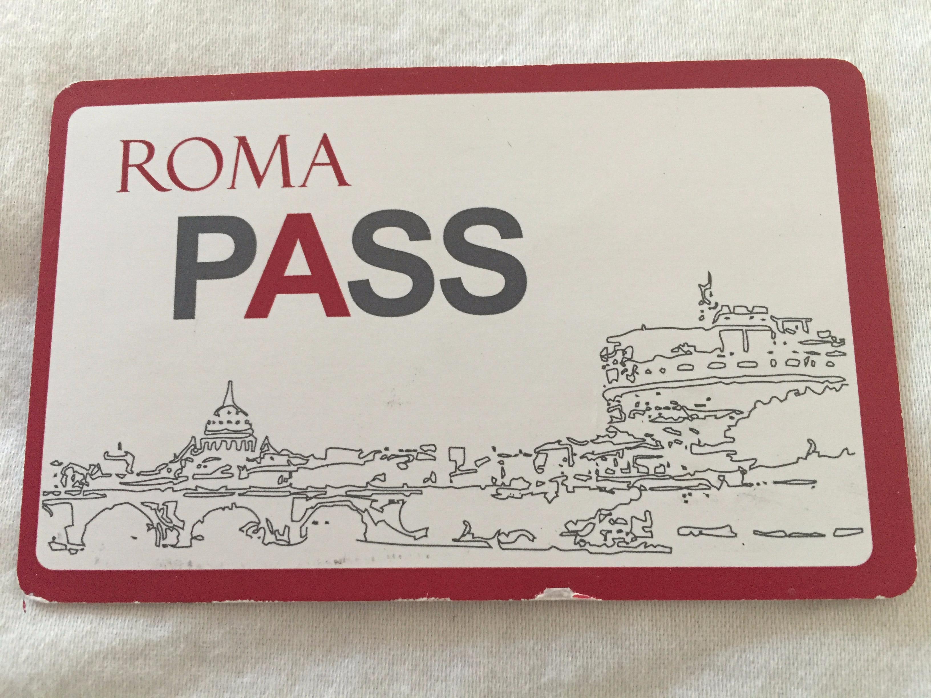 img 4918 e1489443986691 - La Roma Pass ¿Qué es, para que sirve y como usarla?