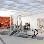 third floor of the broad museum 150x150 - Museos en Los Angeles