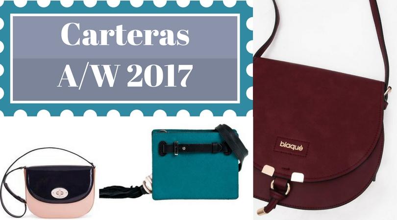 carteras - Tendencias en Carteras Otoño/Invierno 2017