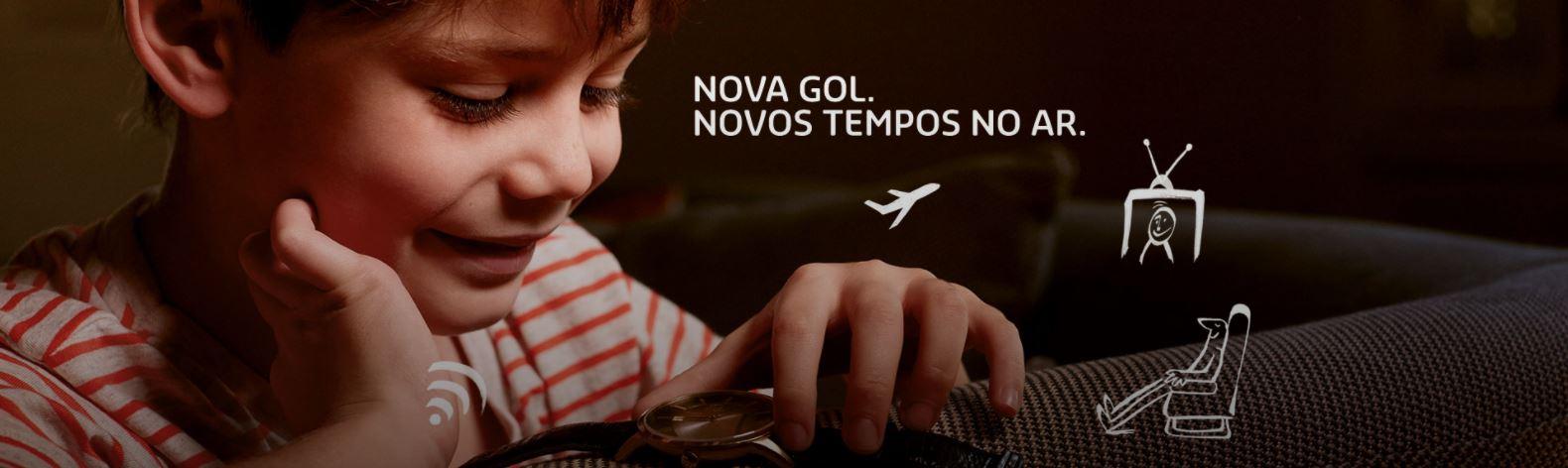 gol - La nueva Publicidad de GOL y sus nuevos servicios