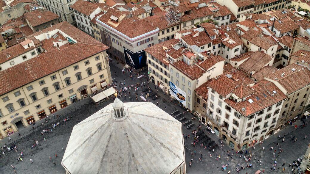img 0887 - Visitando la Catedral Santa Maria del Fiore de Florencia II/III