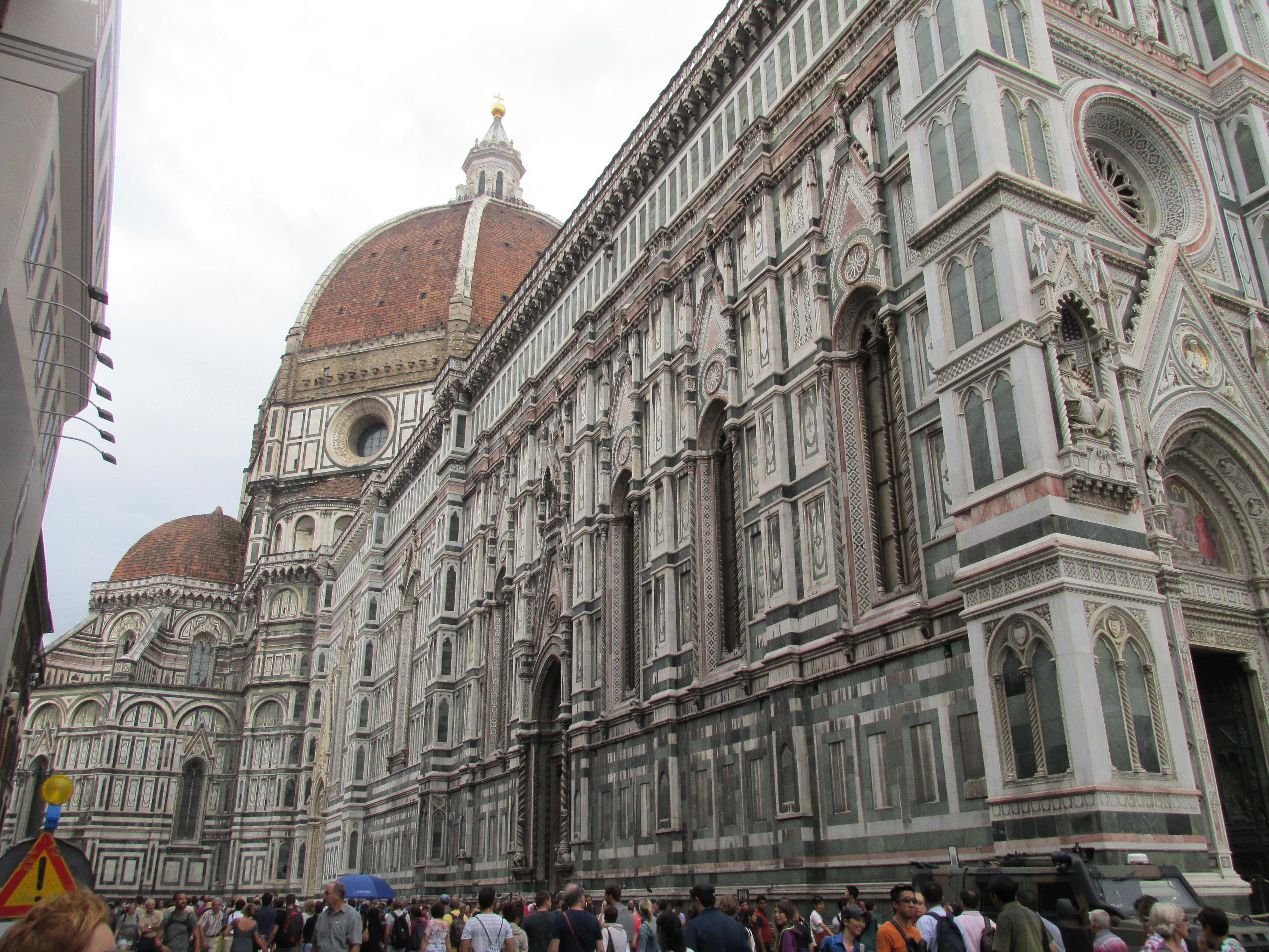 img 2864 - Visitando la Catedral Santa Maria del Fiore de Florencia I/III