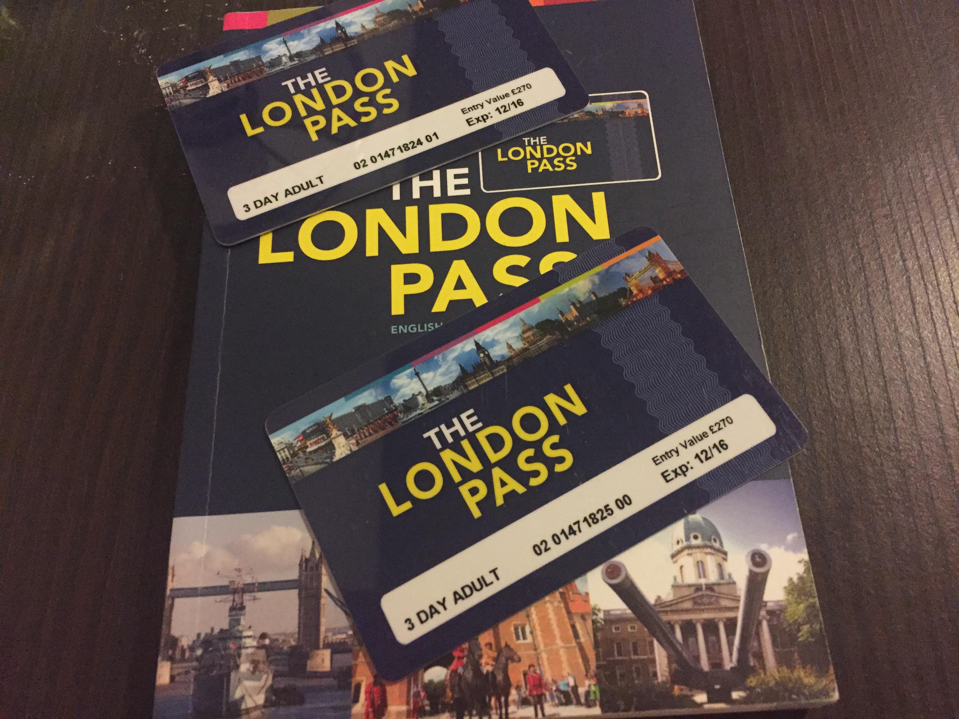 img 6848 - La tarjeta de atracciones turísticas London Pass