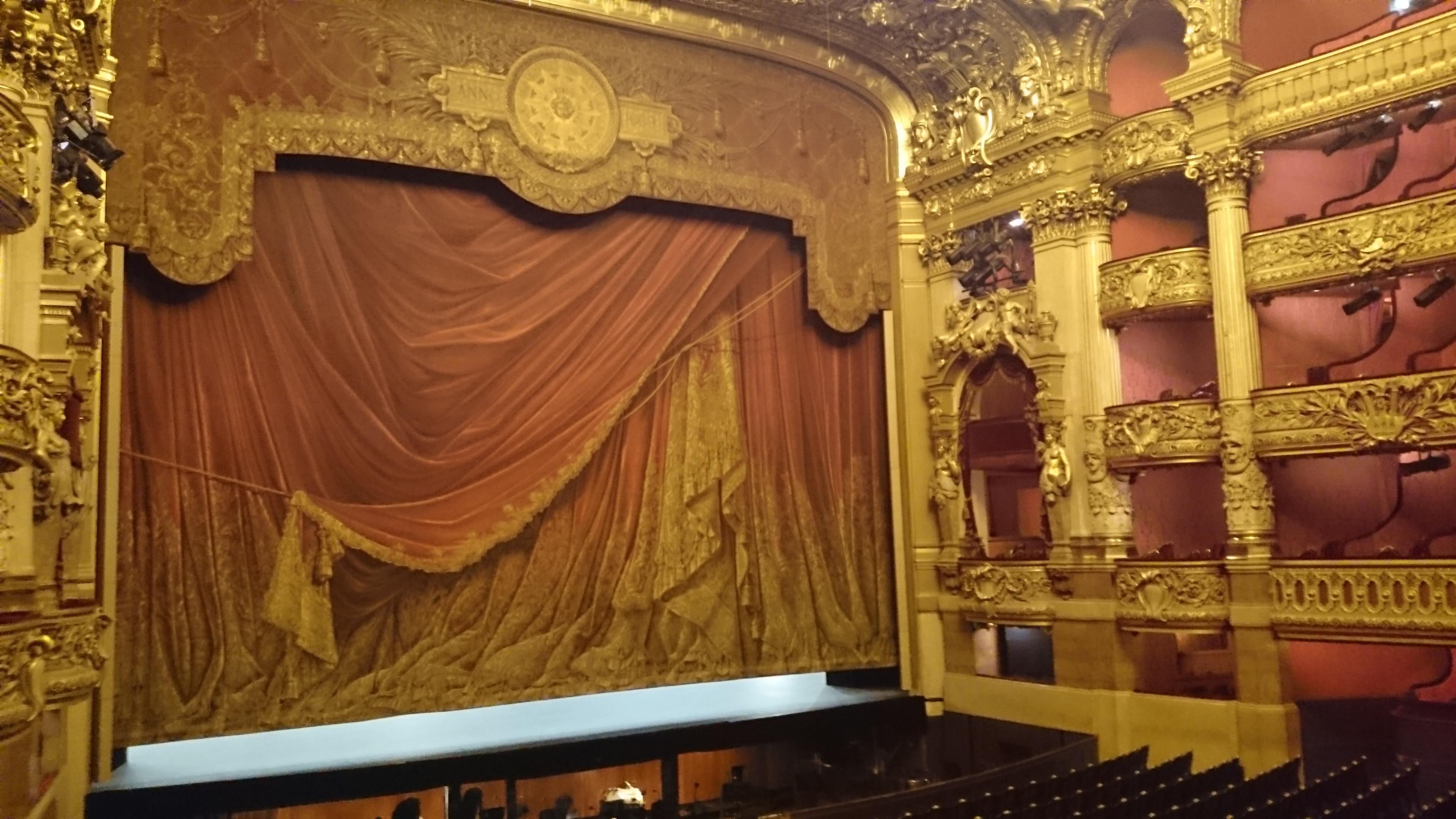 dsc 1019 - Una visita a la Opera de Paris (Palais Garnier)