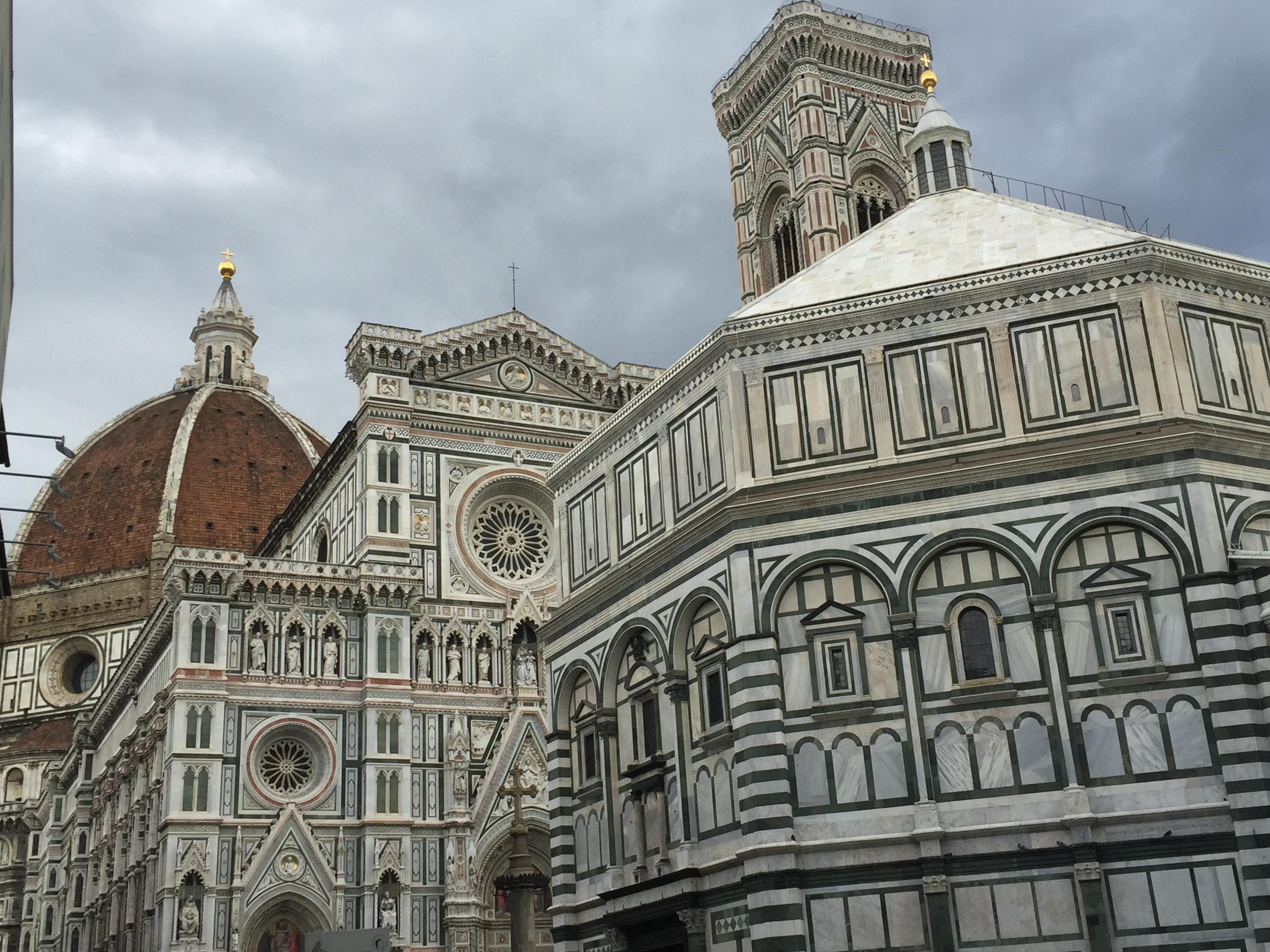 img 1242 - Visitando la Catedral Santa Maria del Fiore de Florencia III/III