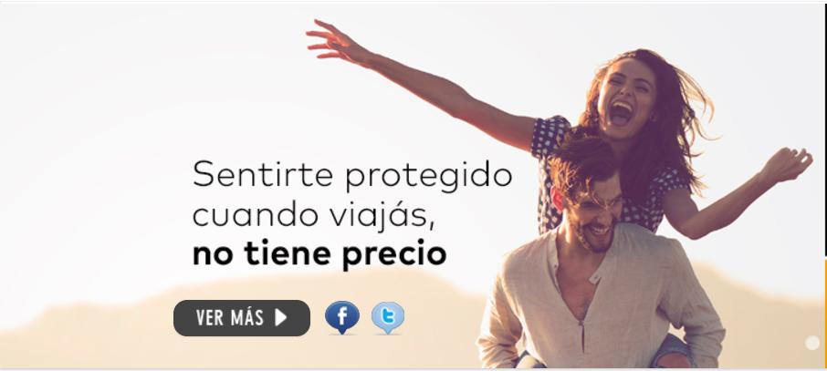 master - Promoción de Mastercard en Asistencia al Viajero