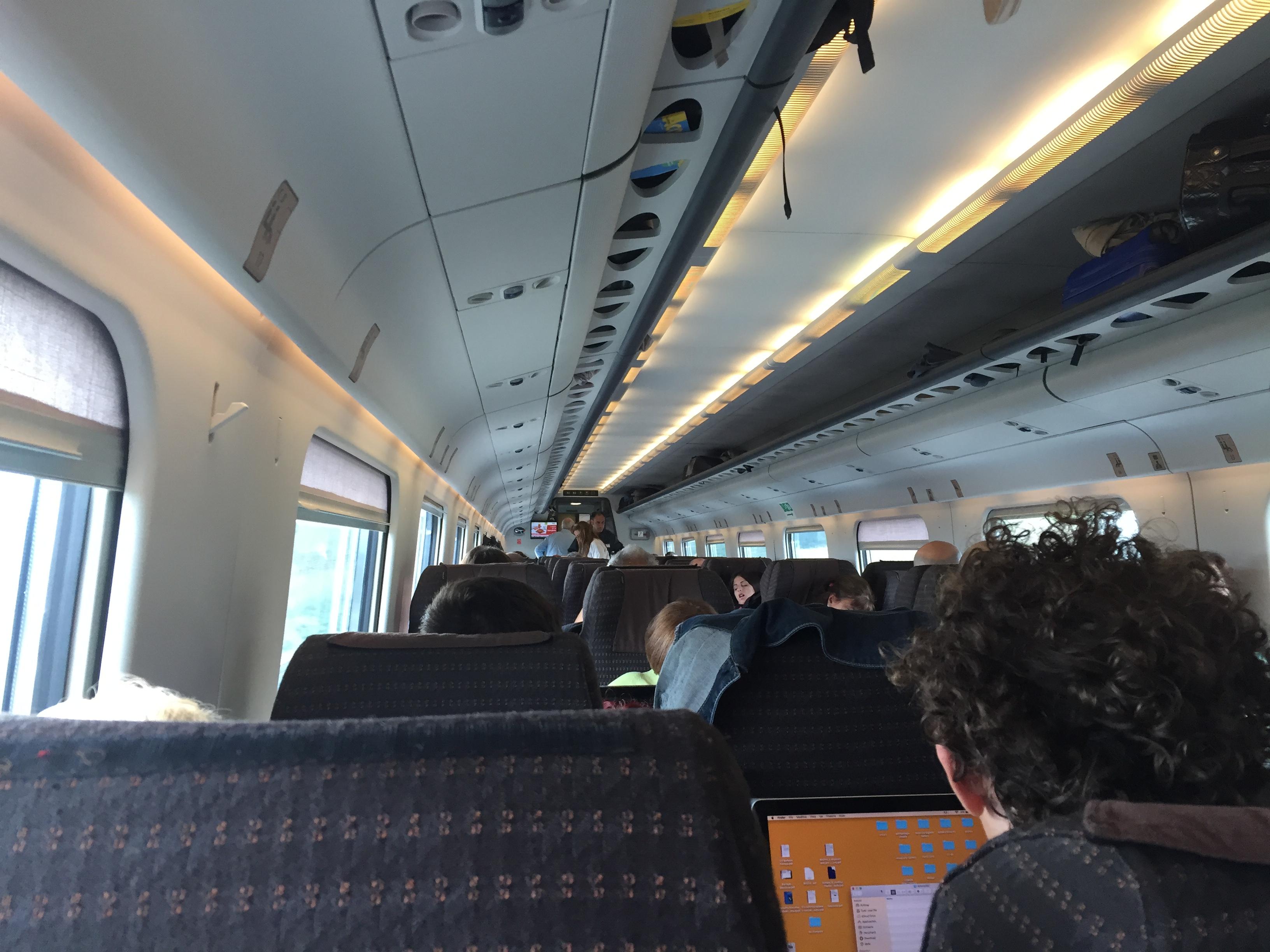 img 0834 - Usando los trenes en Italia
