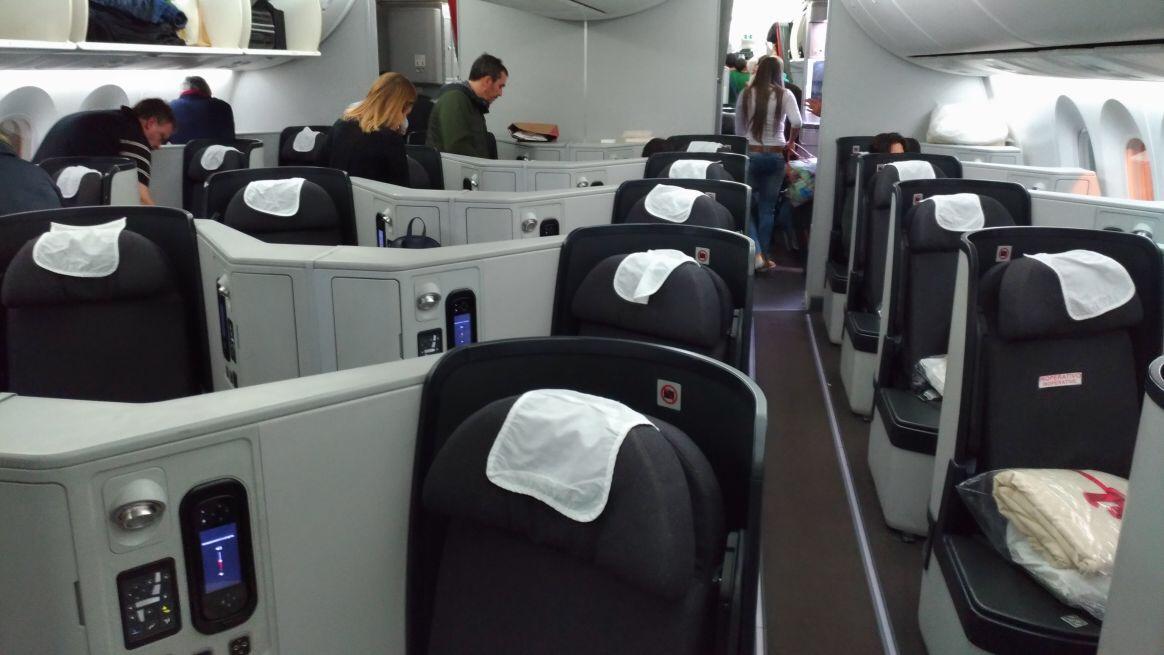 img 7825 - Volando de Bogotá a Ezeiza en Business de Avianca