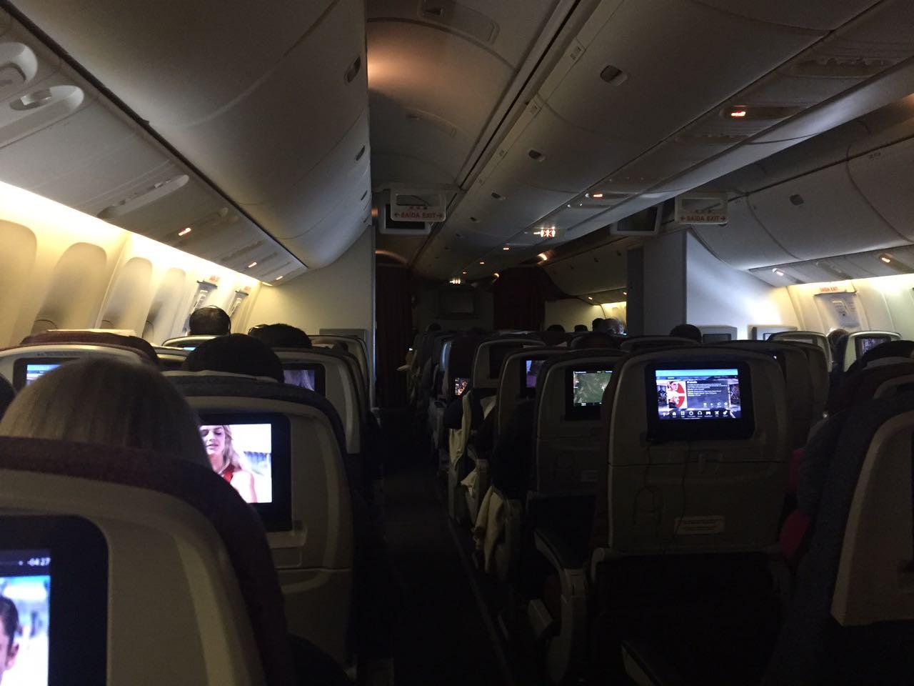 whatsapp image 2017 09 28 at 00 32 38 - Volando de Ezeiza a Bogotá por LATAM
