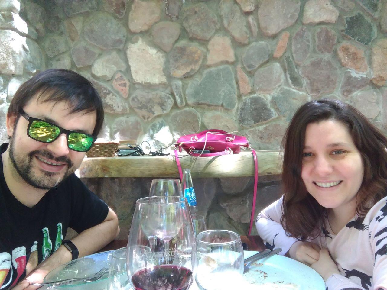 IMG 8396 - Almorzando en la Bodega Atamisque de Mendoza