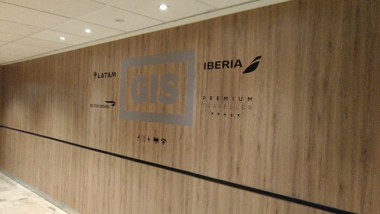 img 8257 - El Salon VIP de LATAM, Iberia y British en el aeropuerto de Ciudad de México