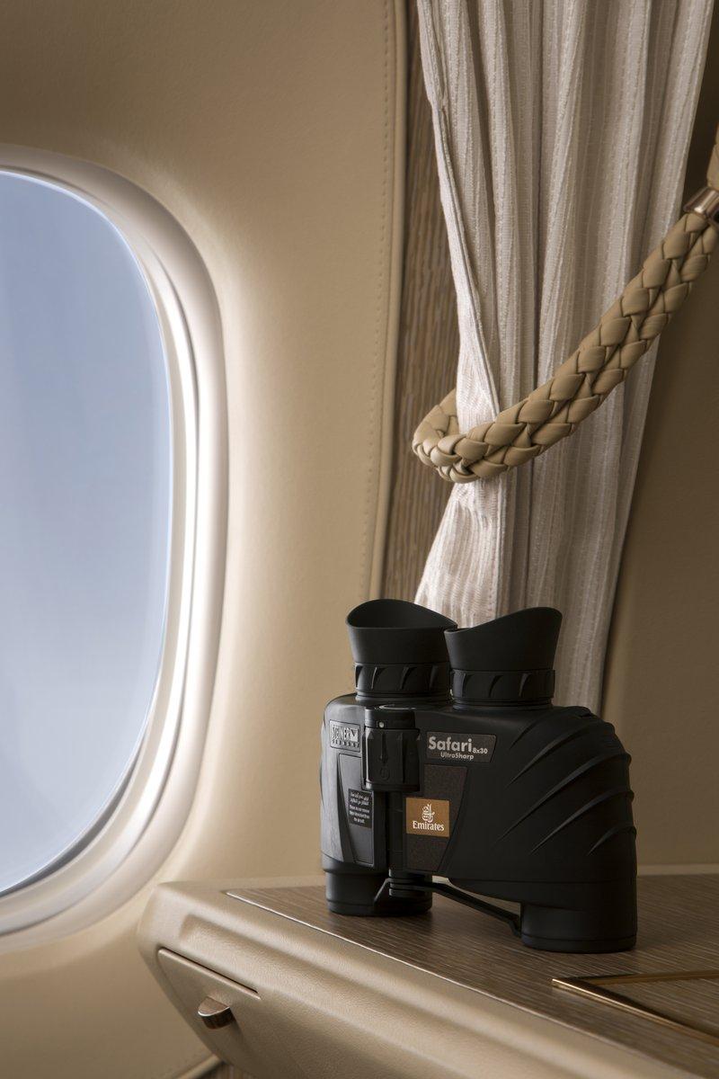 DOq8CZVX0AM8coy - Emirates inaugura cabina de Primera en sus nuevos Boeing 777 #GameChanger