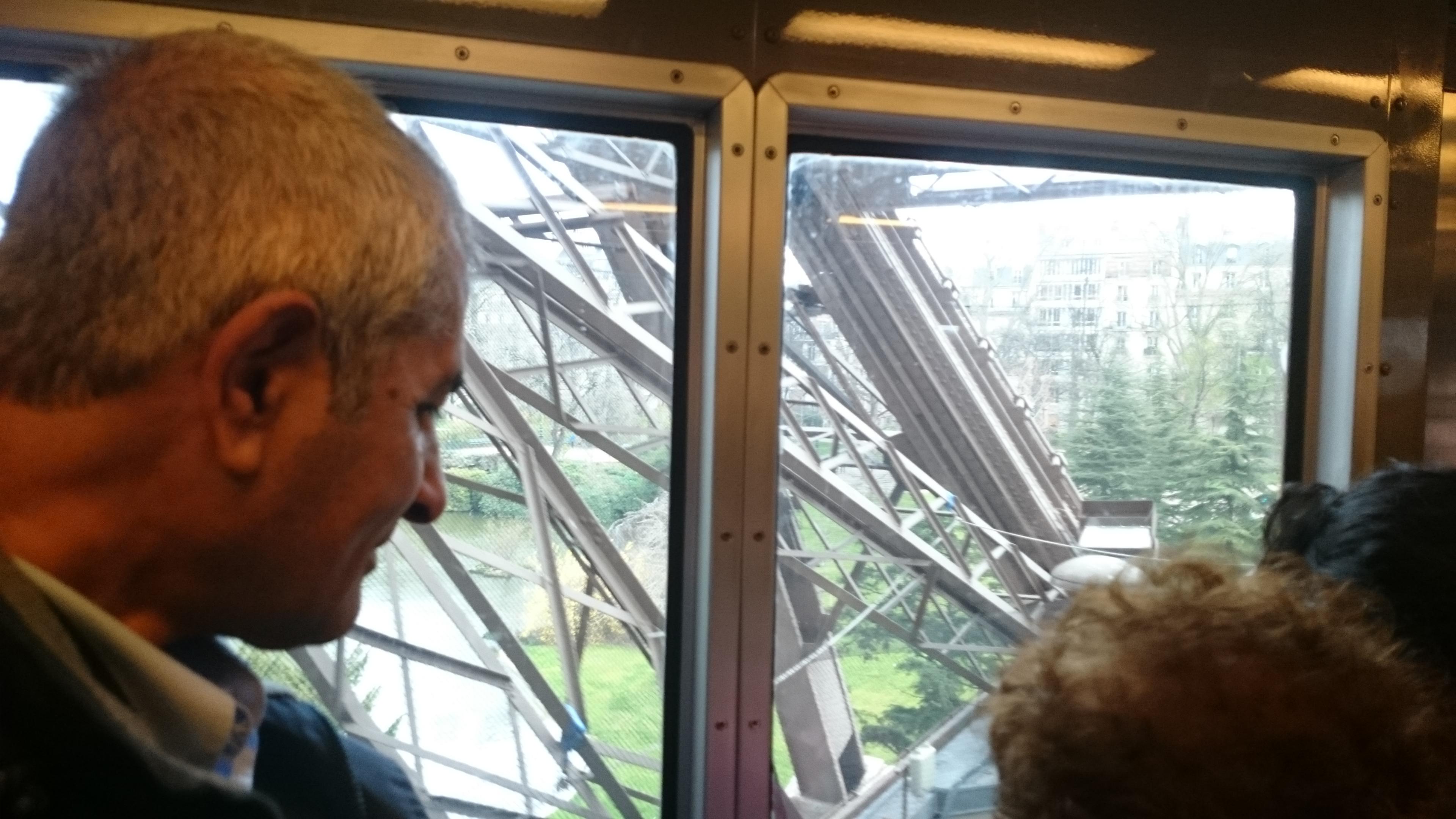 DSC 1895 - Visitando la Torre Eiffel en Paris