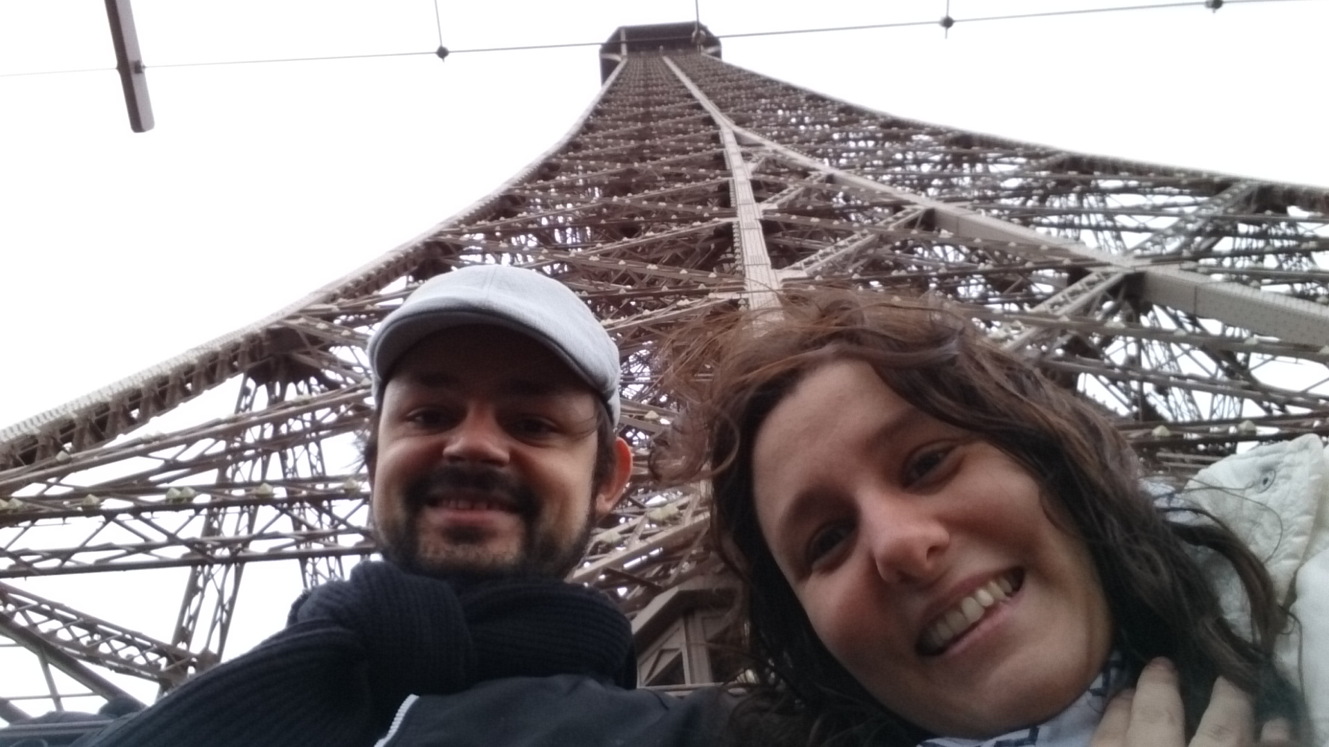 DSC 1924 - Visitando la Torre Eiffel en Paris