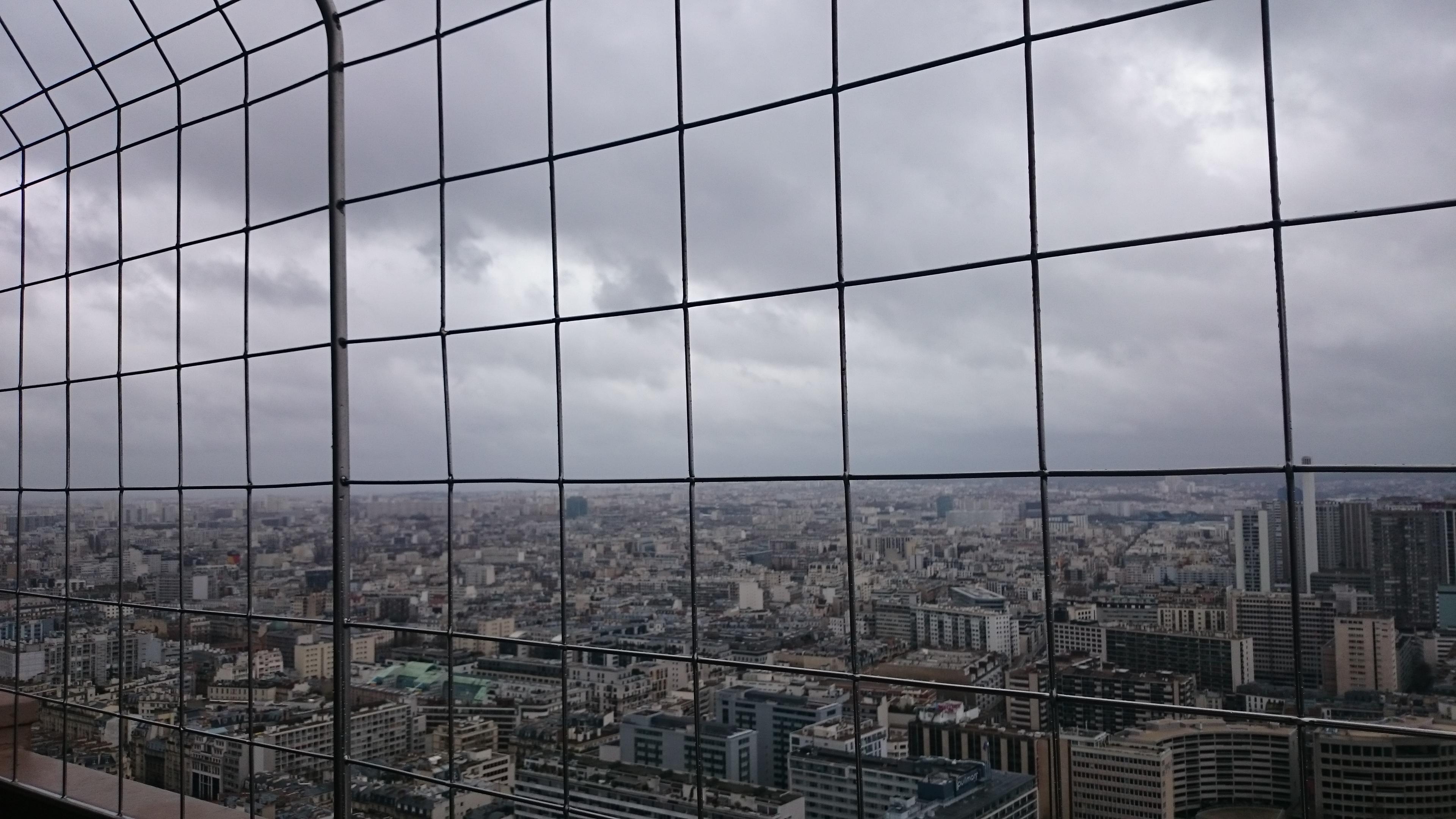 DSC 1927 - Visitando la Torre Eiffel en Paris