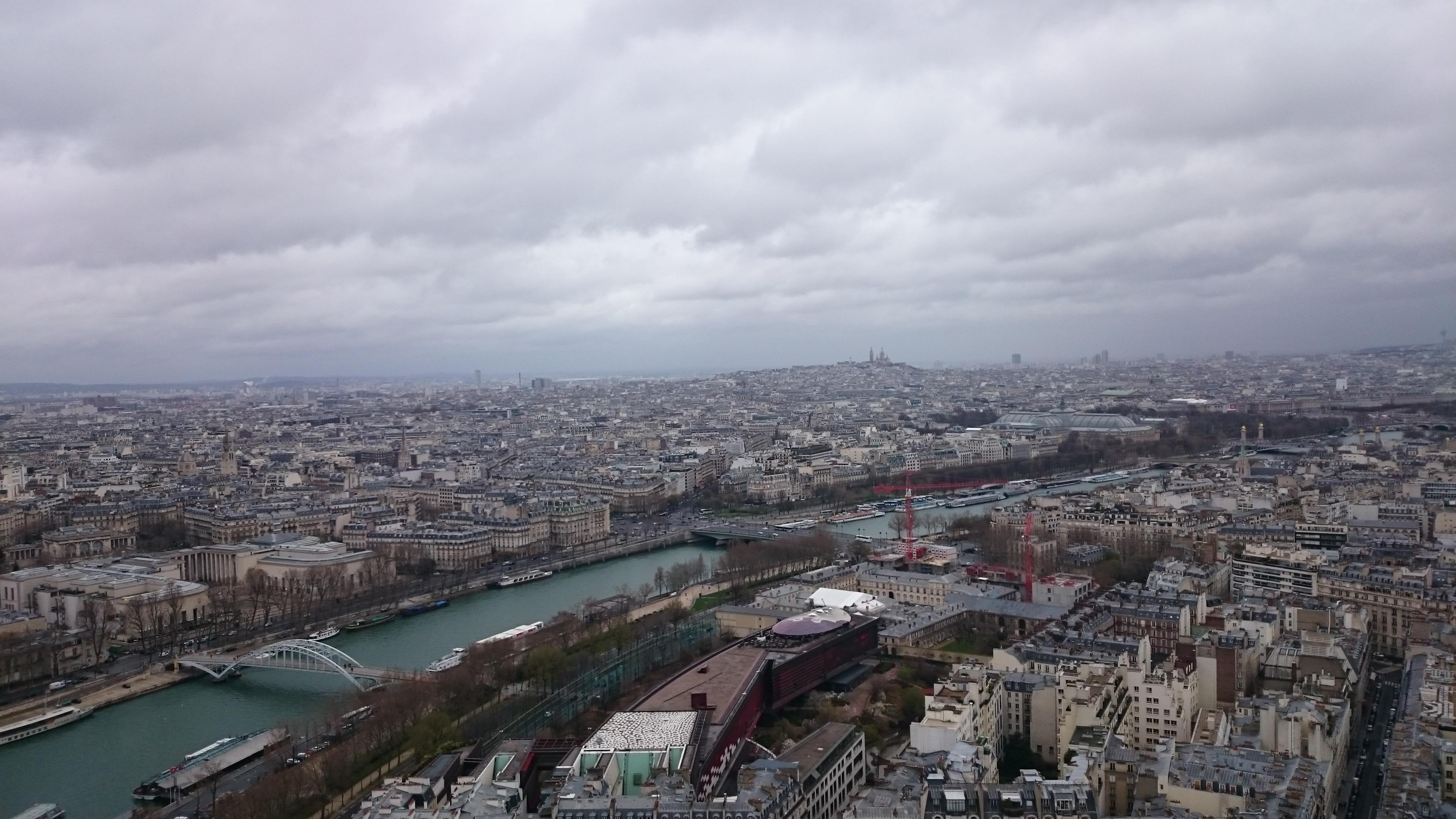 DSC 1940 - Visitando la Torre Eiffel en Paris