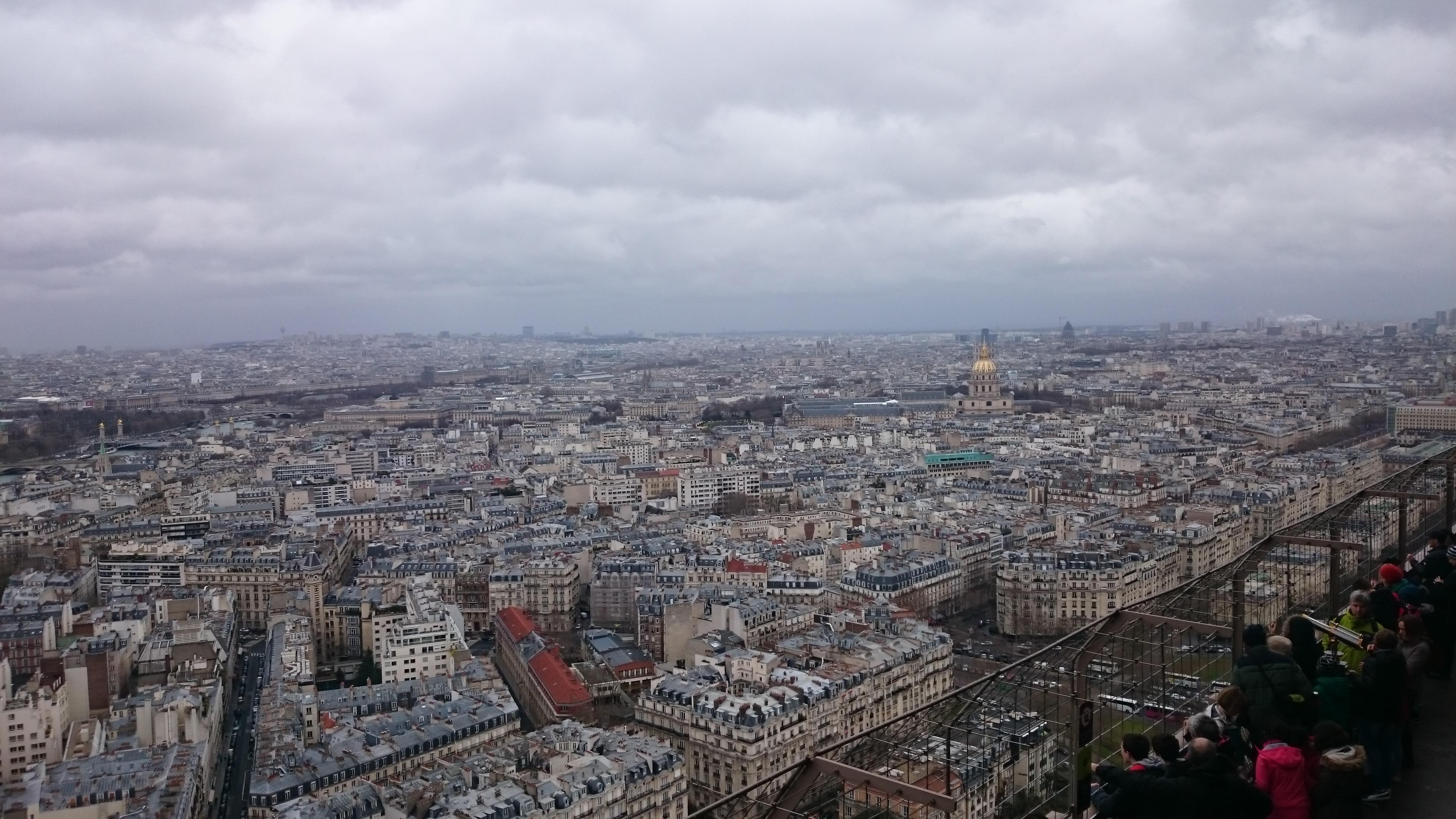 DSC 1941 - Visitando la Torre Eiffel en Paris