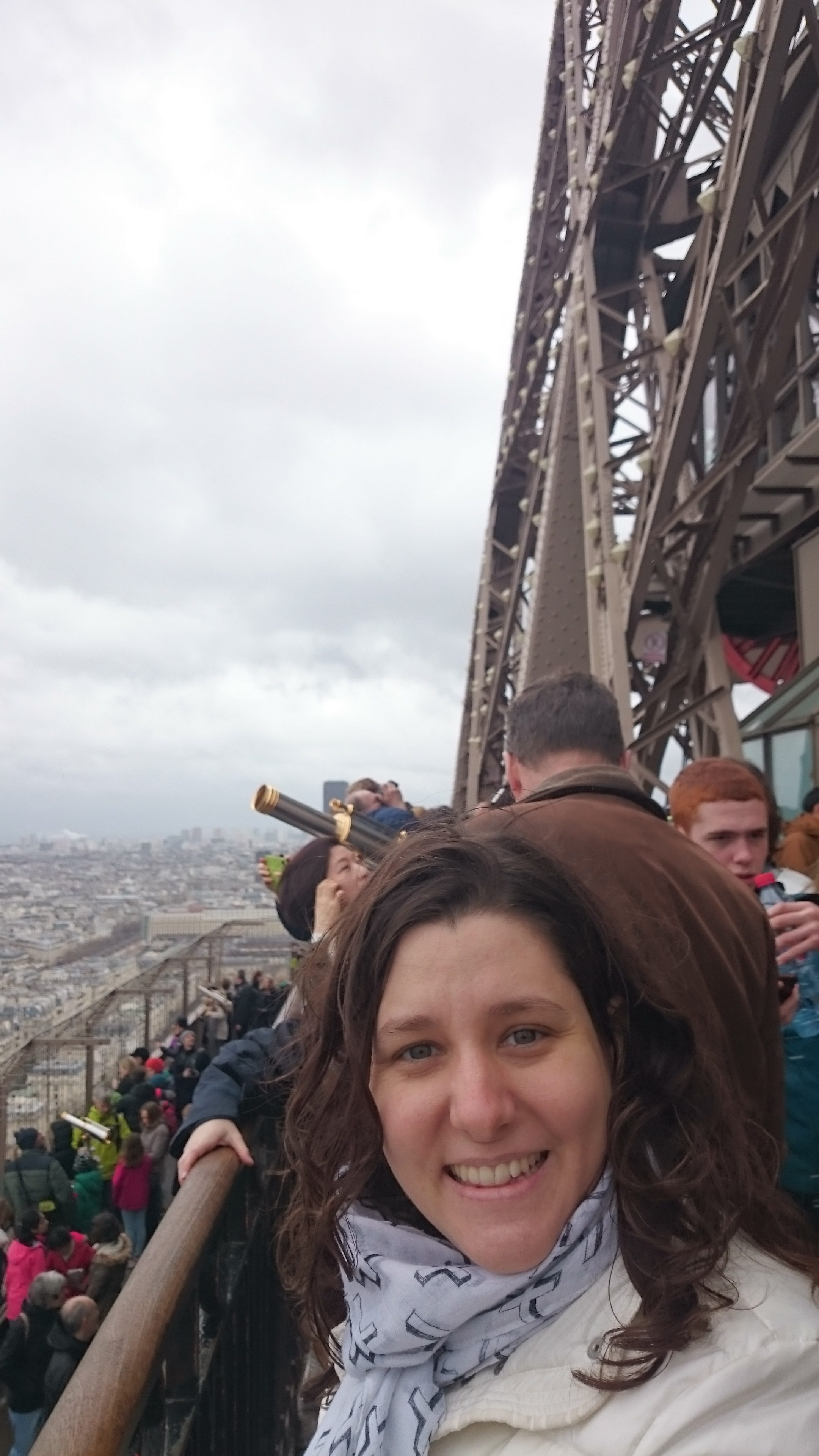DSC 1942 e1512001354686 - Visitando la Torre Eiffel en Paris