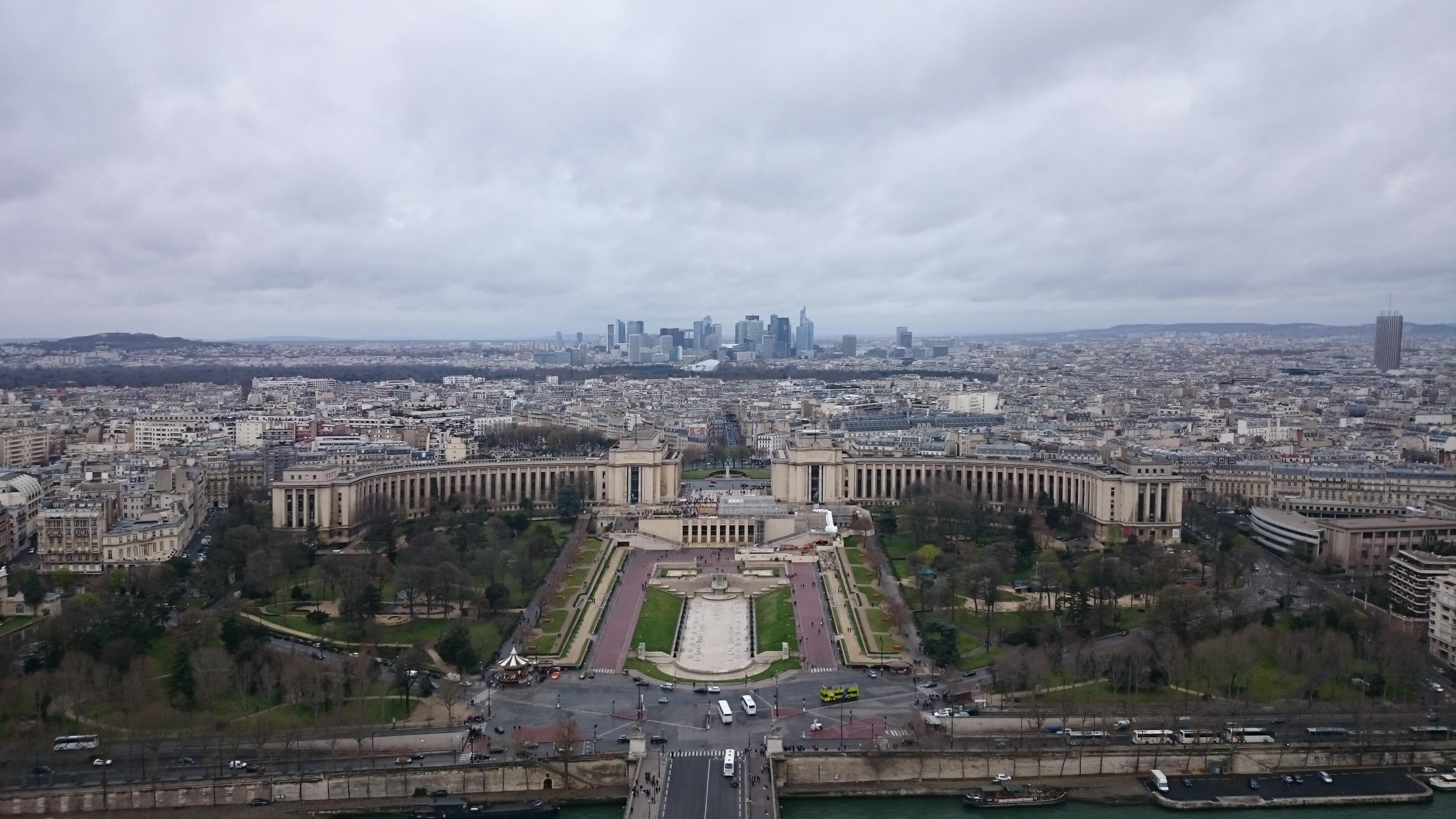 DSC 1944 - Visitando la Torre Eiffel en Paris