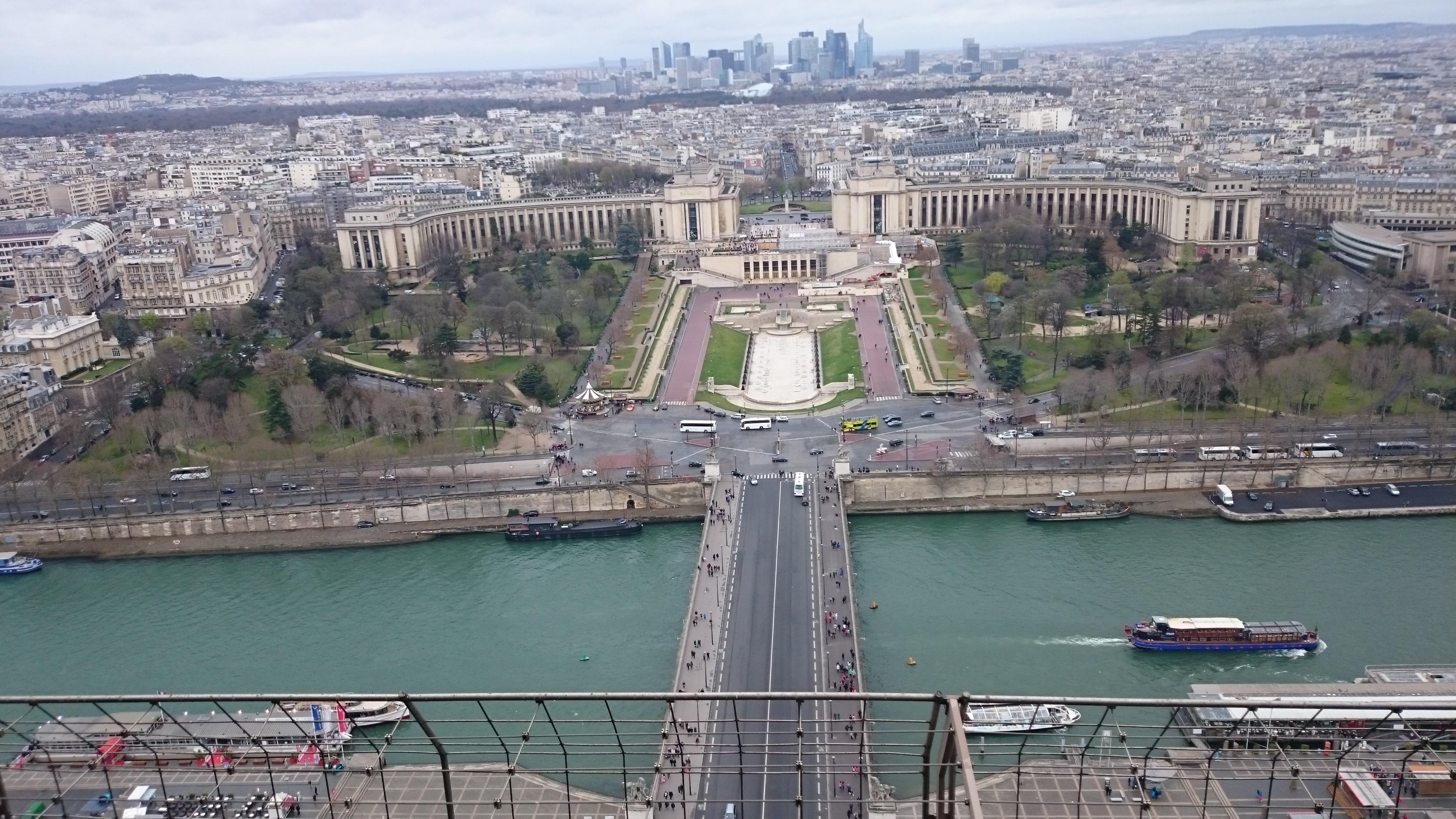 DSC 1945 - Visitando la Torre Eiffel en Paris