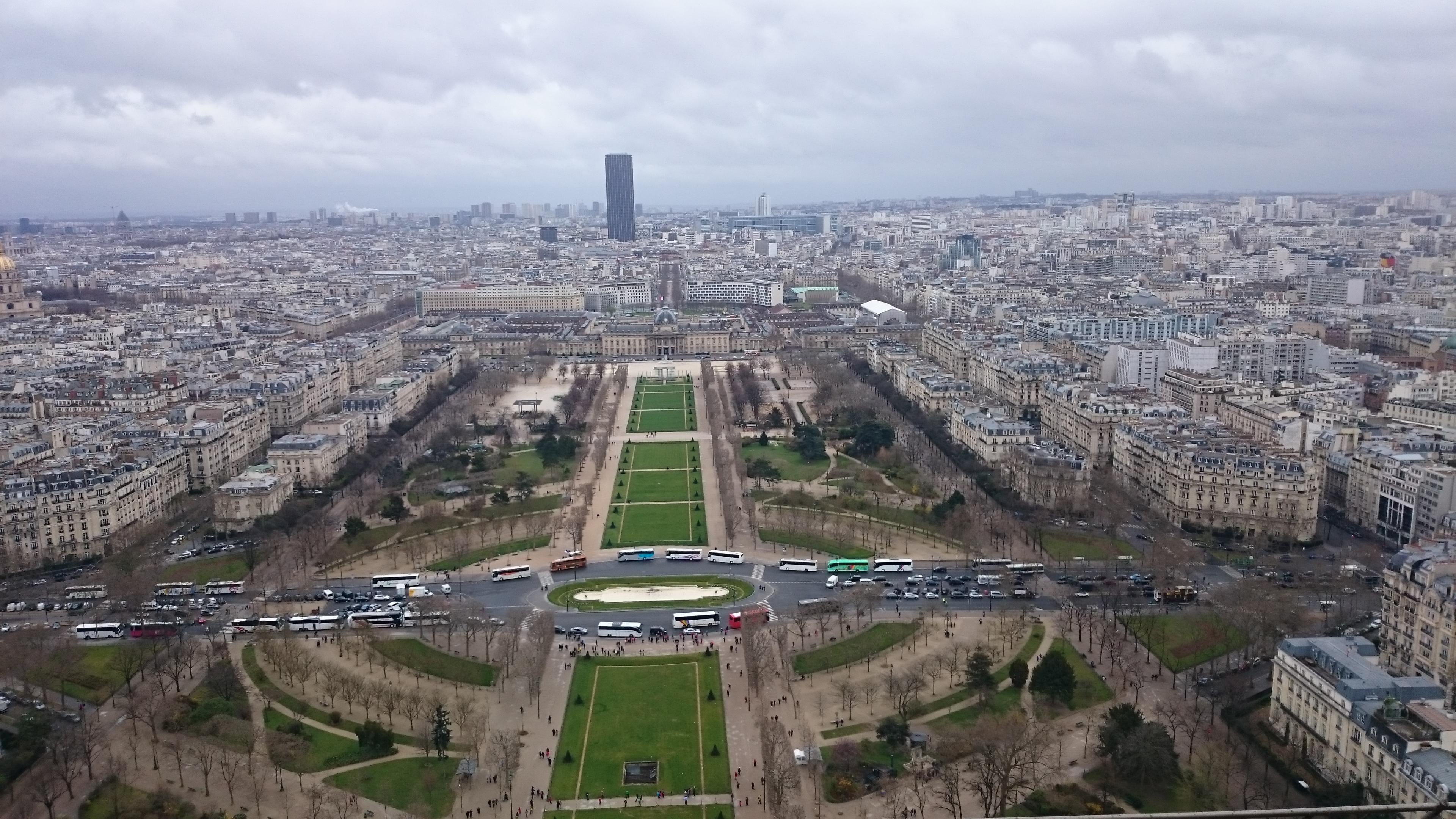 DSC 1946 - Visitando la Torre Eiffel en Paris