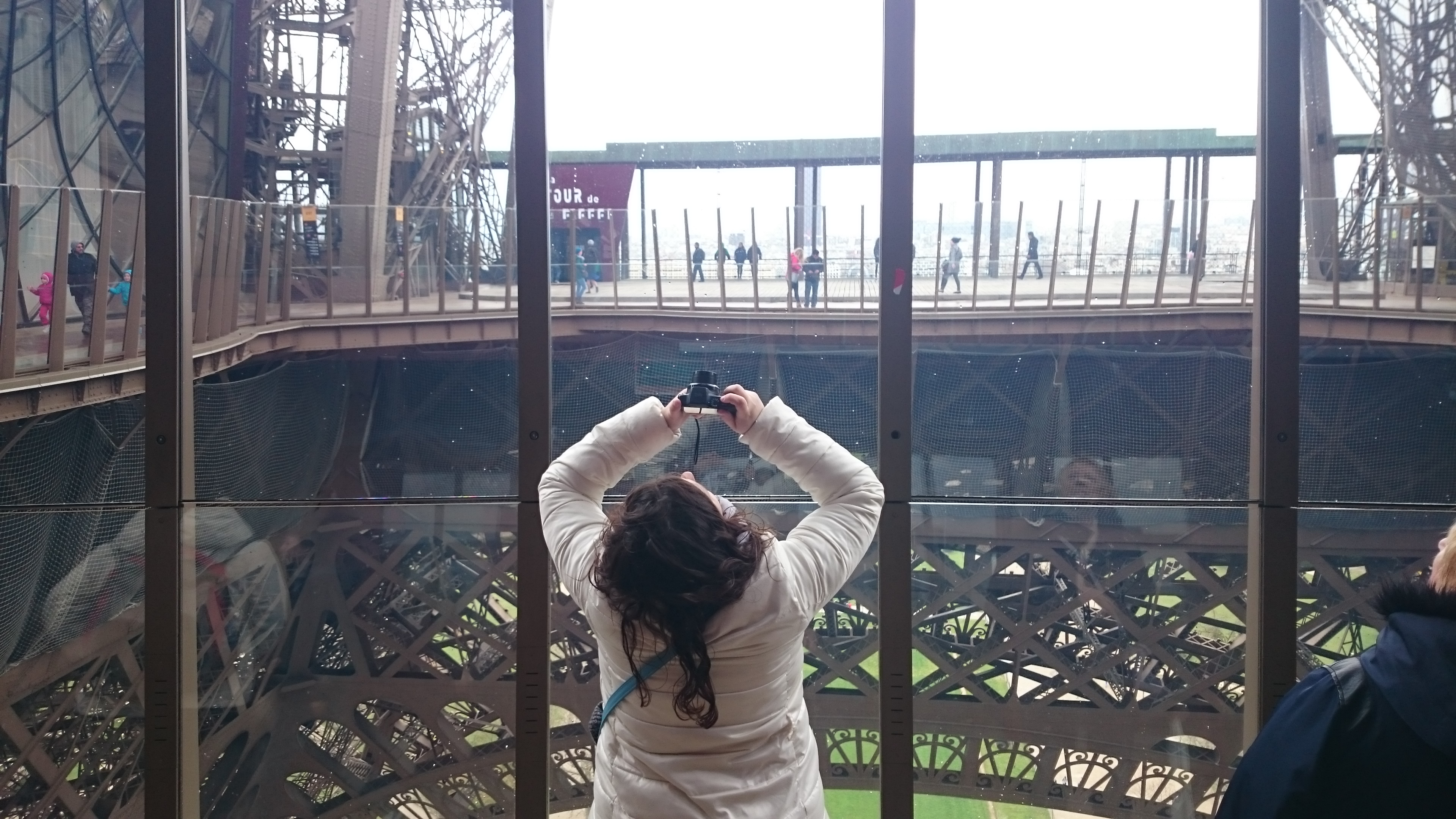 DSC 1959 - Visitando la Torre Eiffel en Paris