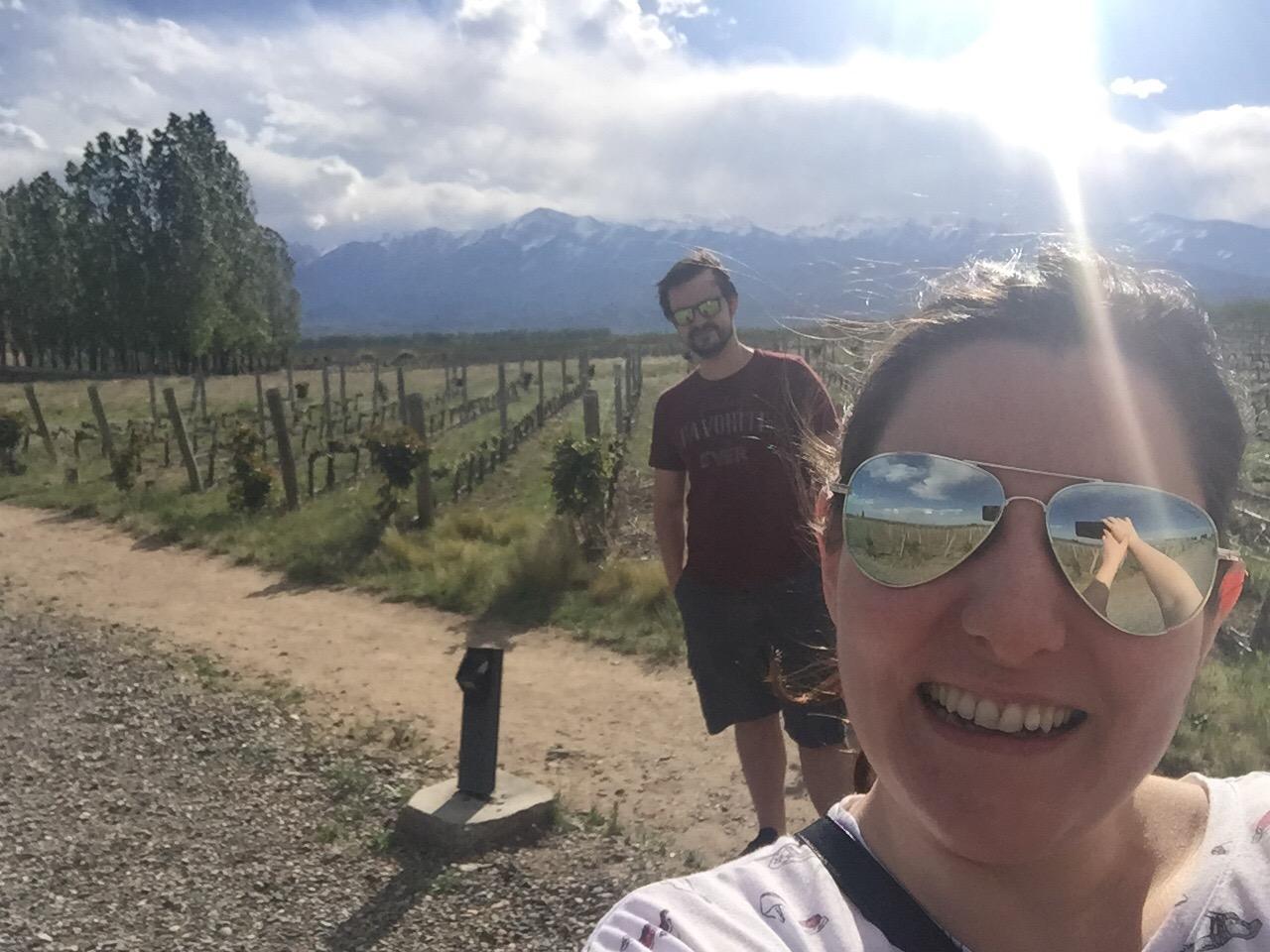 img 8887 - Paseando por la Bodega Salentein en Mendoza