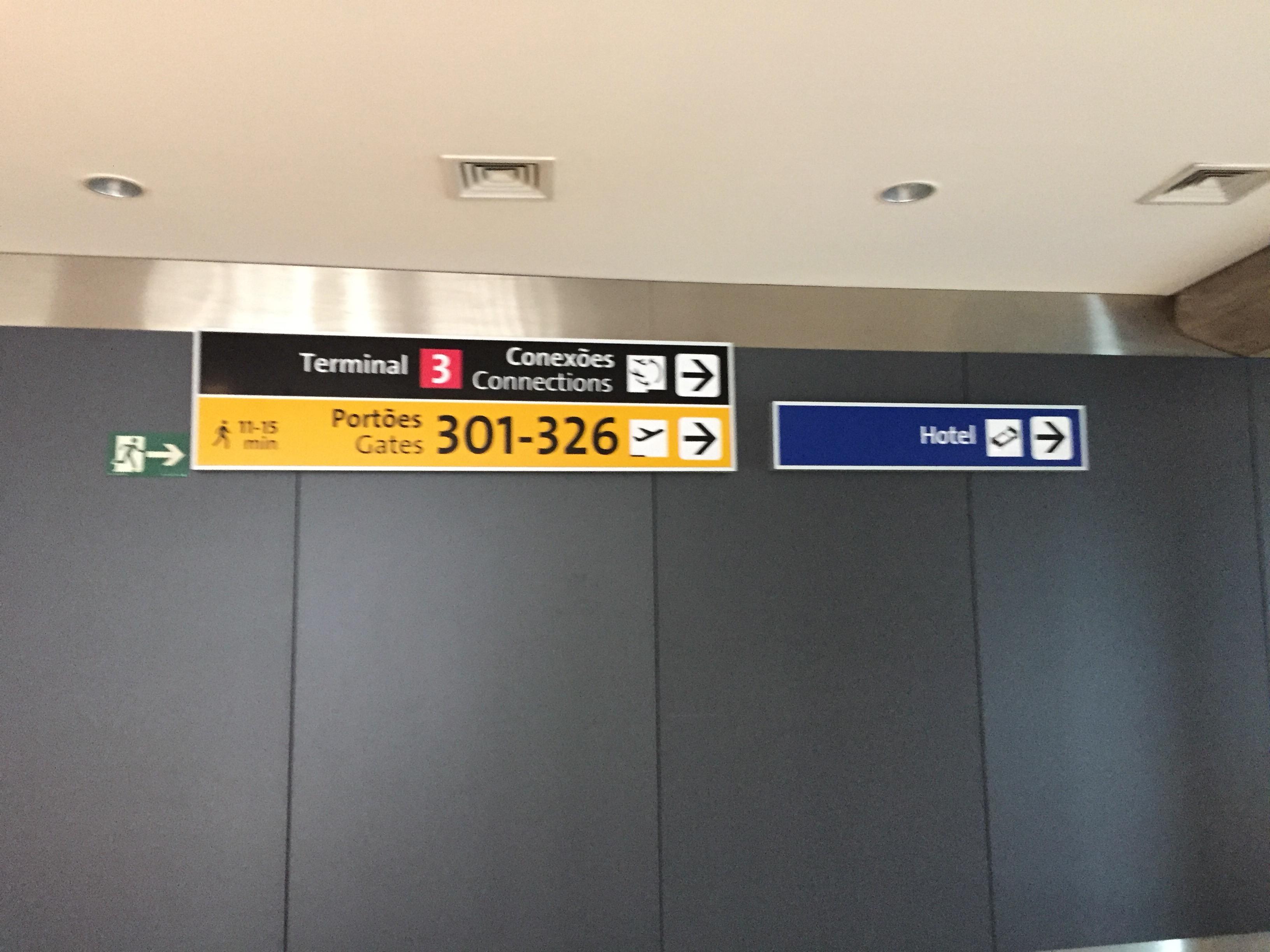 img 9598 1 - Cambio de Terminales en Guarulhos (San Pablo) para los vuelos regionales y sus caóticas consecuencias