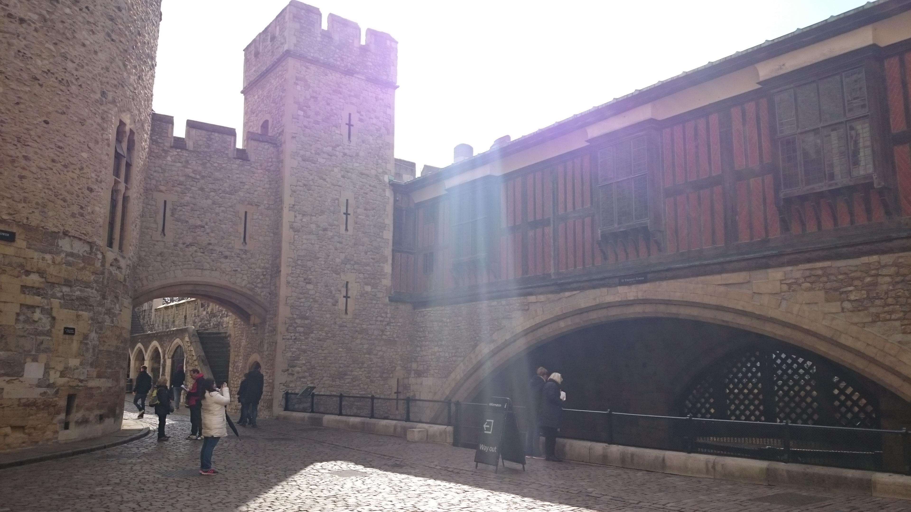 DSC 0597 - Visitando la Torre de Londres