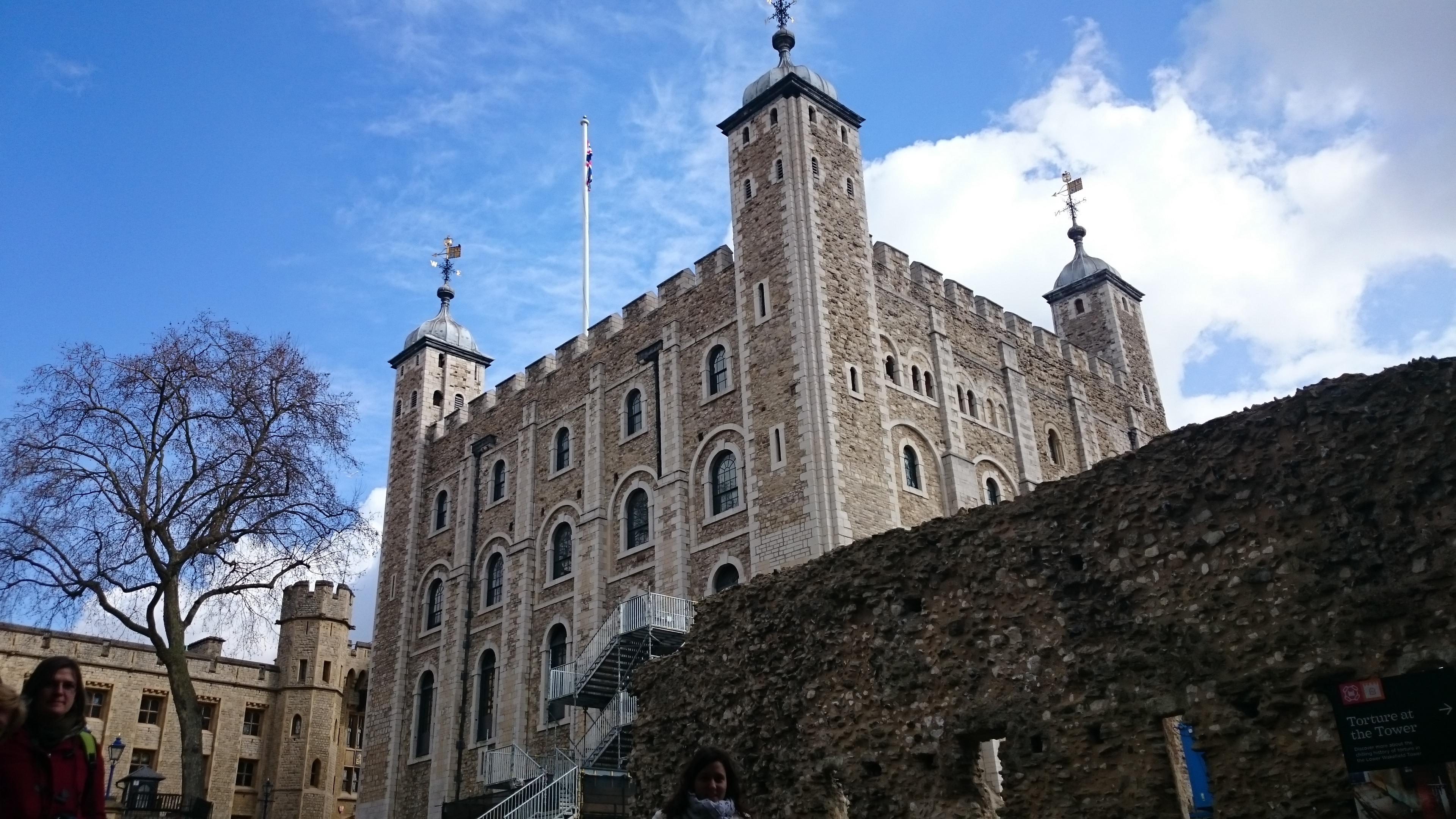 DSC 0604 - Visitando la Torre de Londres
