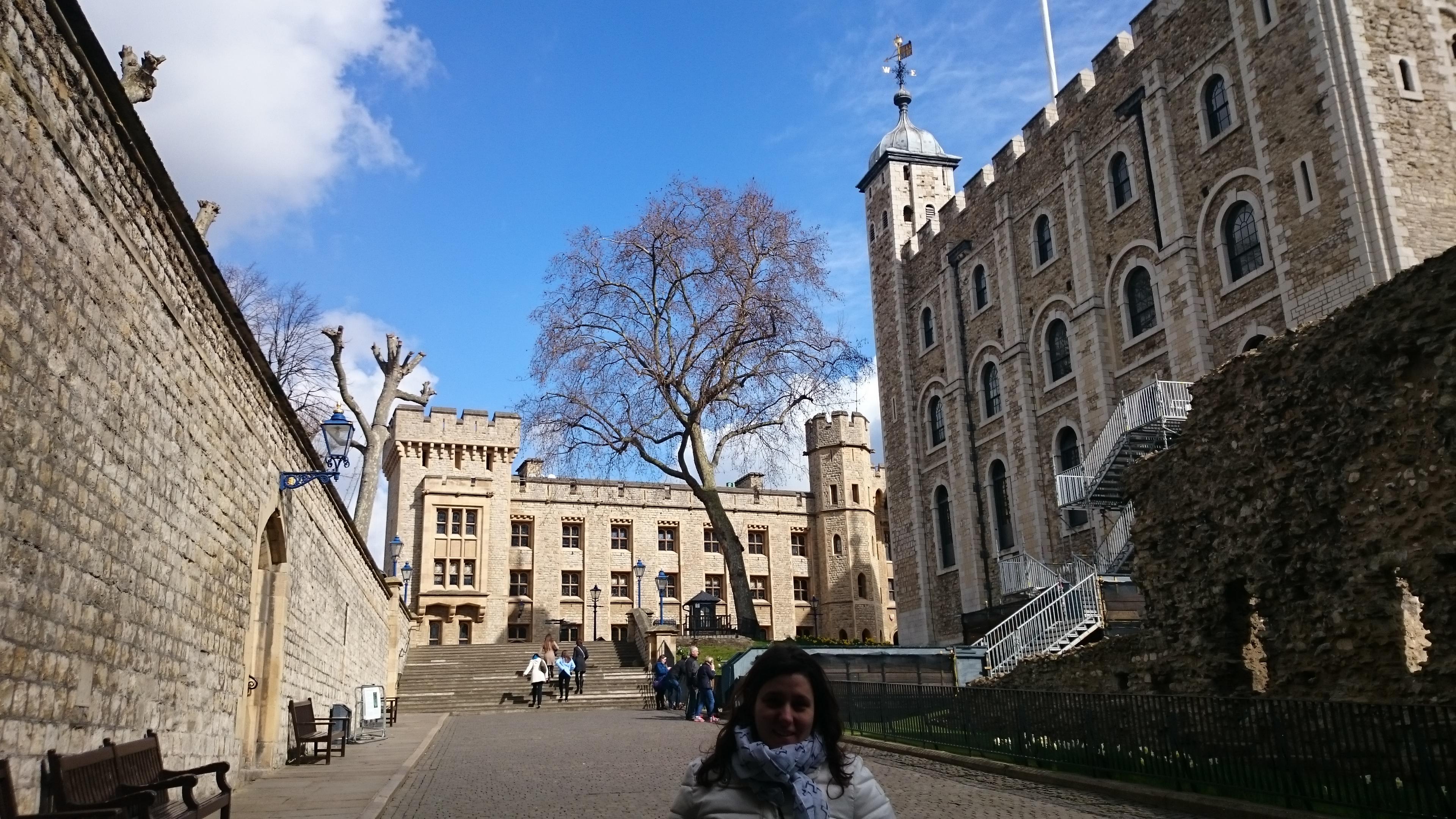 DSC 0605 - Visitando la Torre de Londres