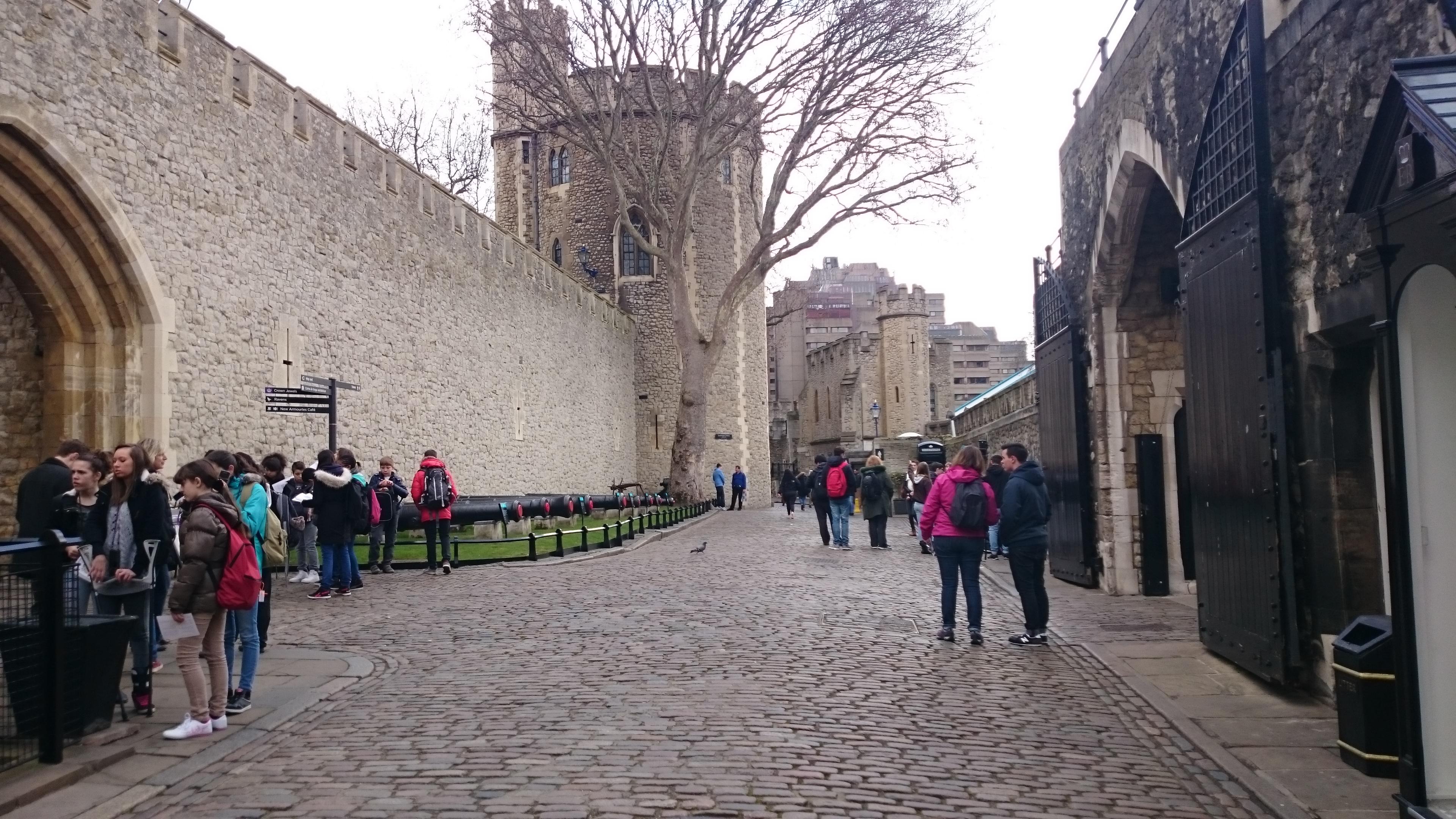 DSC 0609 - Visitando la Torre de Londres
