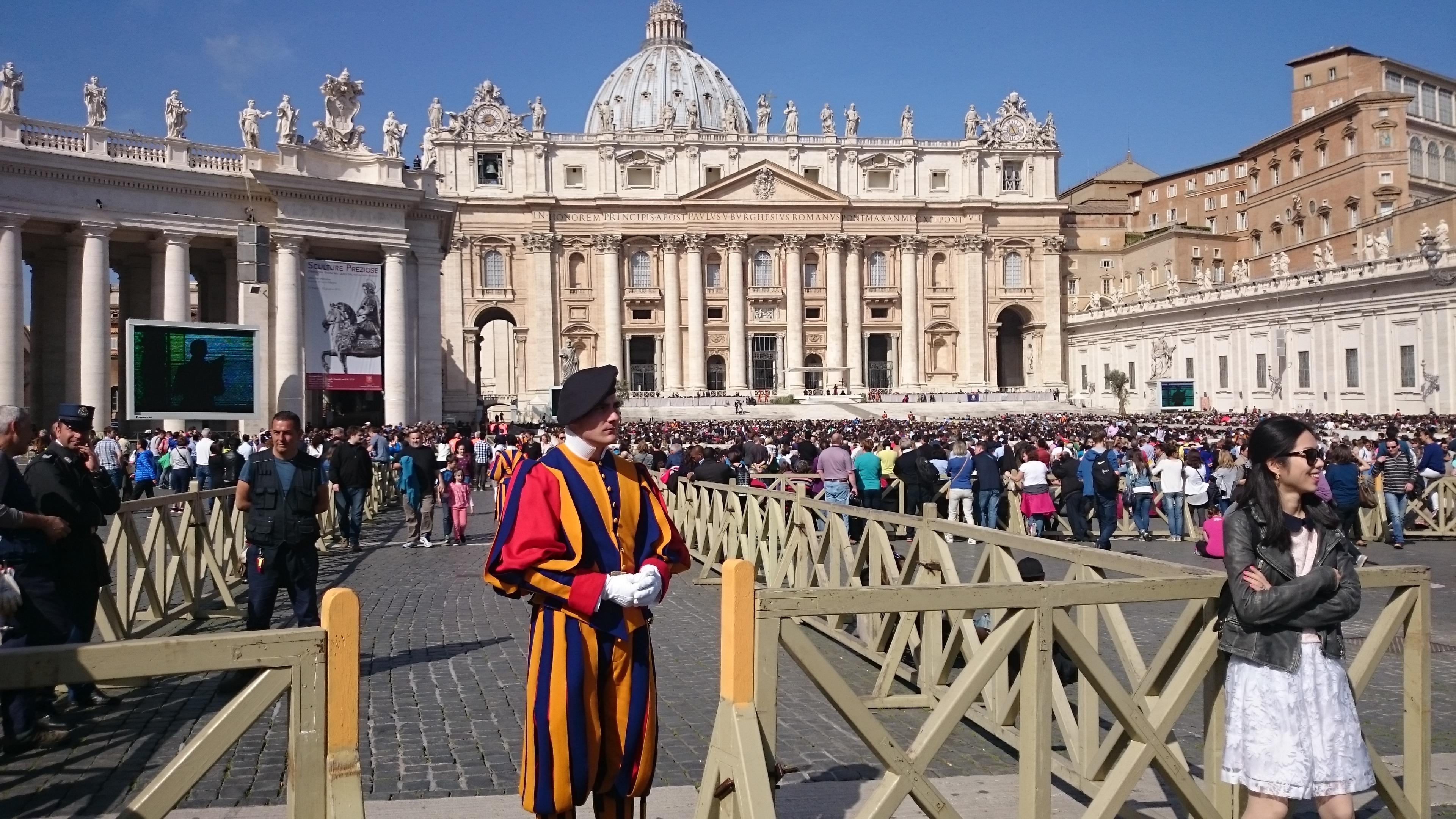 DSC 2247 - Consejos para visitar el Vaticano