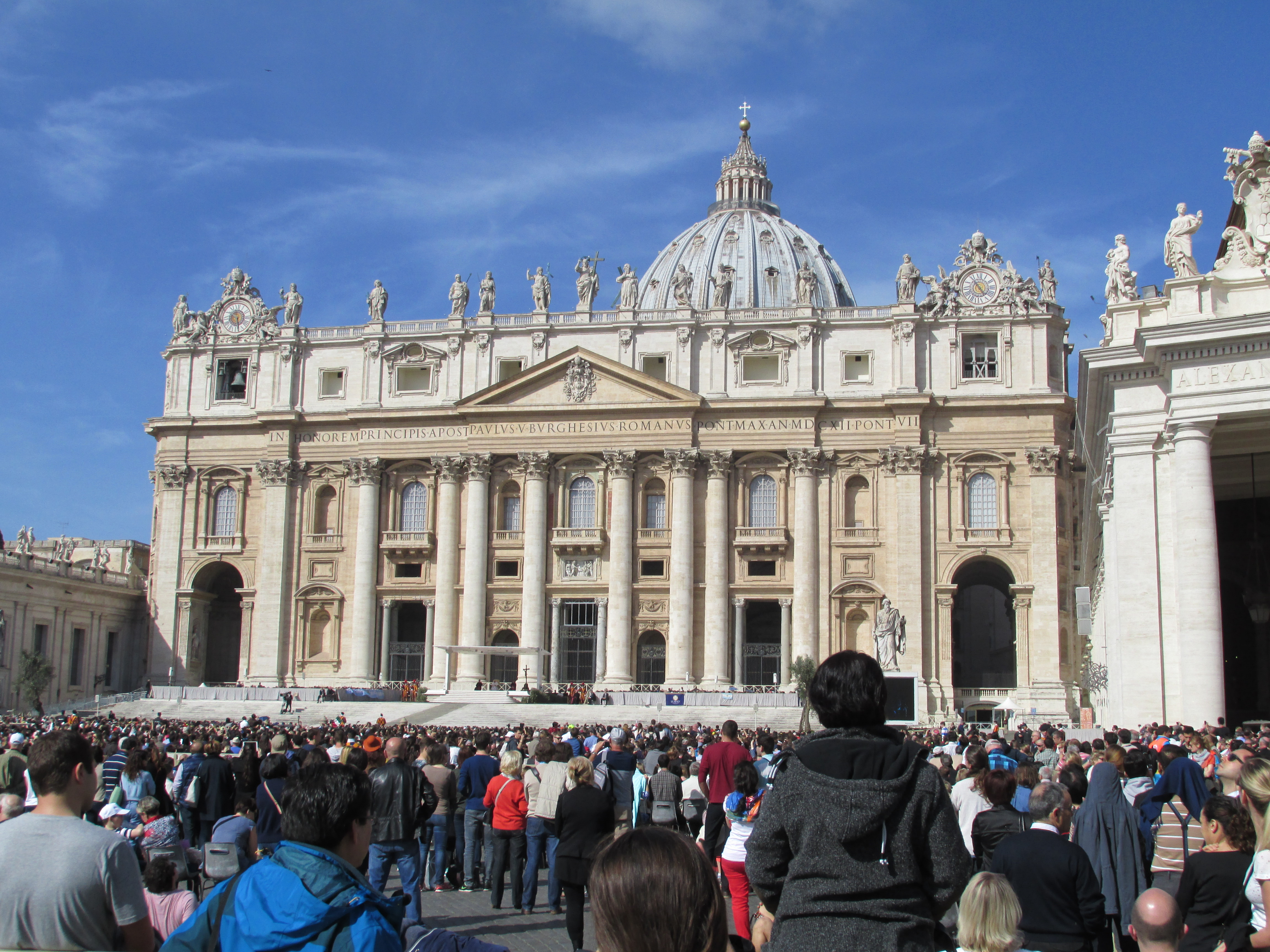 IMG 2522 - Consejos para visitar el Vaticano
