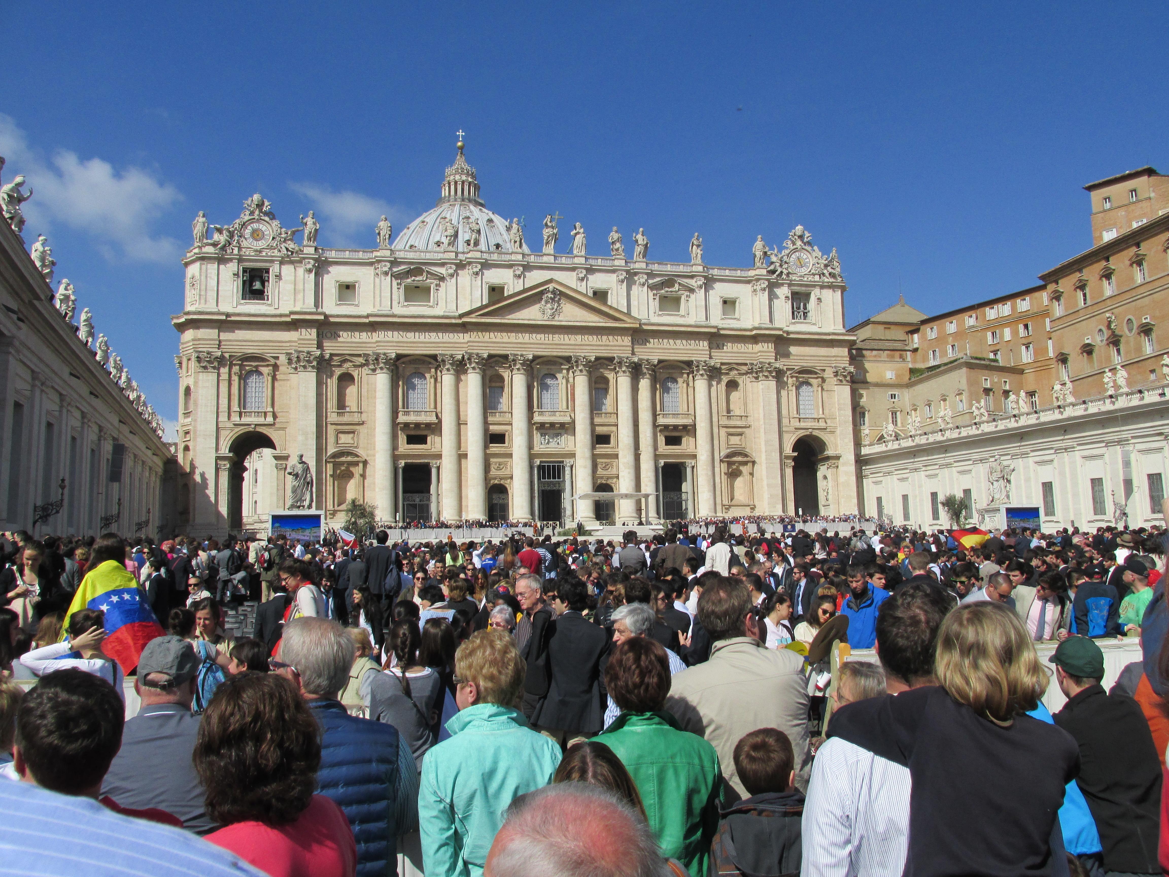IMG 2535 - Consejos para visitar el Vaticano