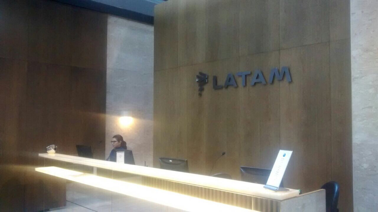 img 9697 - El Salon VIP de LATAM en San Pablo Guarulhos
