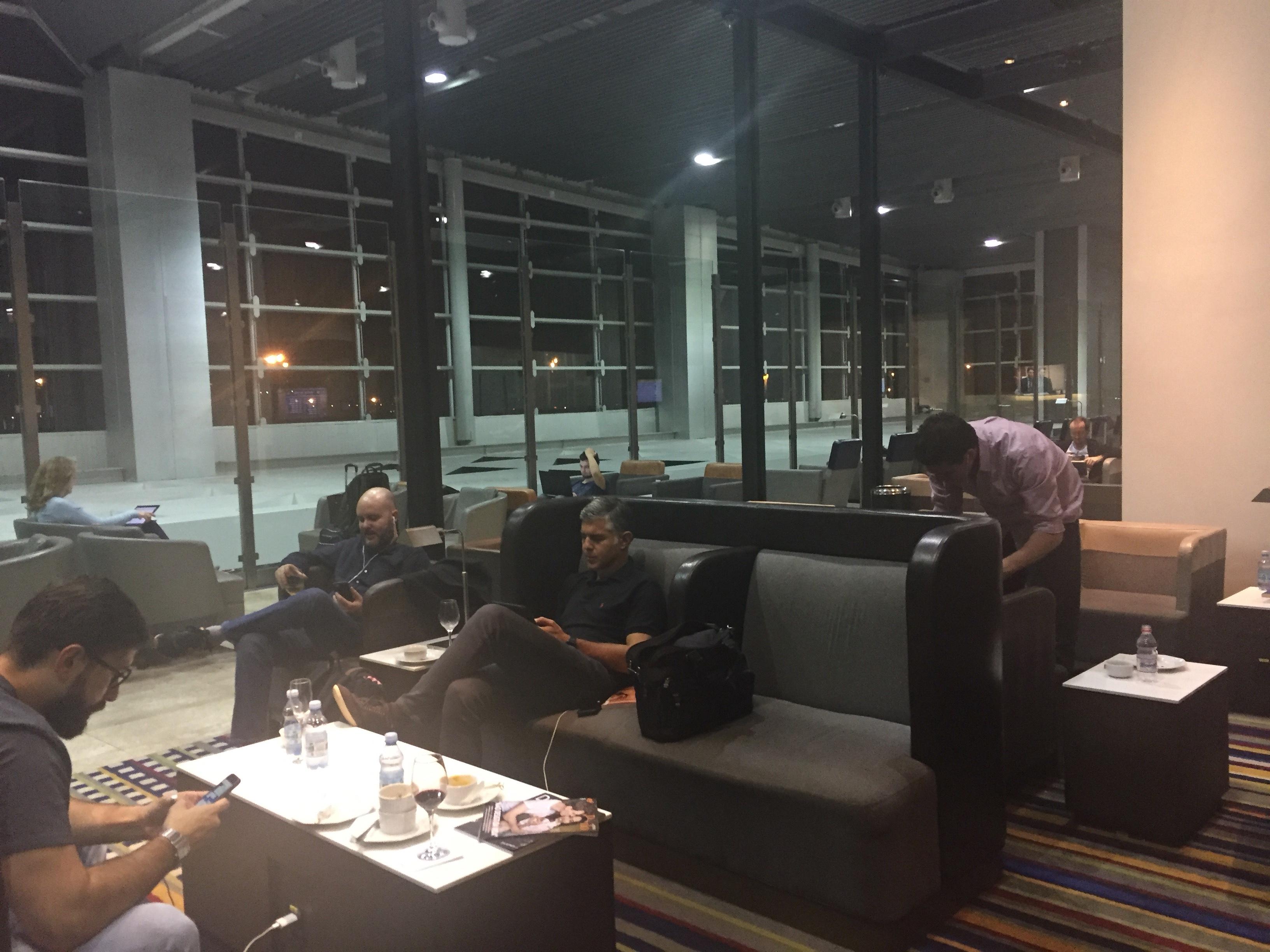 img 9943 - El Salon VIP de LATAM en San Pablo Guarulhos