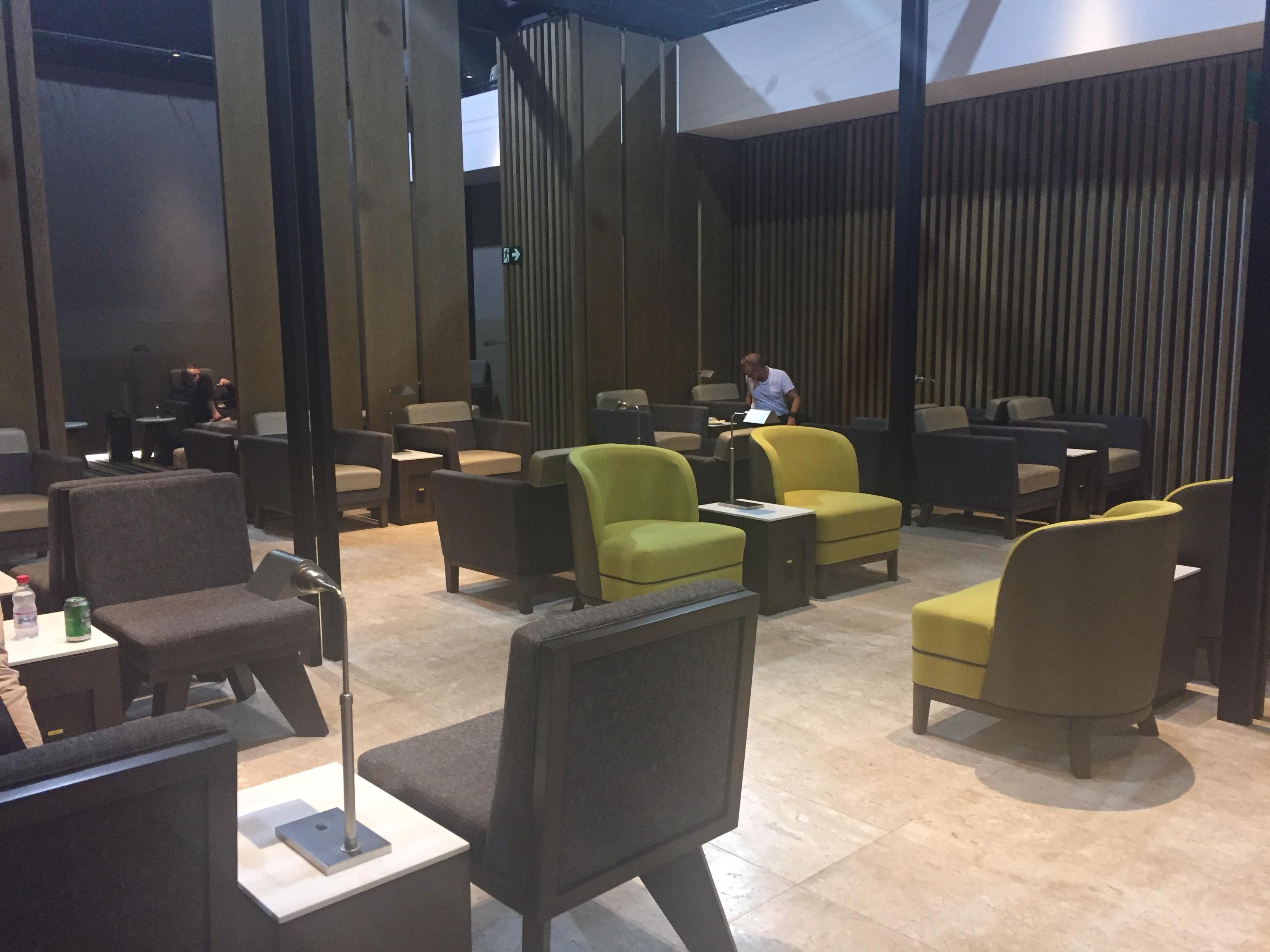 img 9948 - El Salon VIP de LATAM en San Pablo Guarulhos