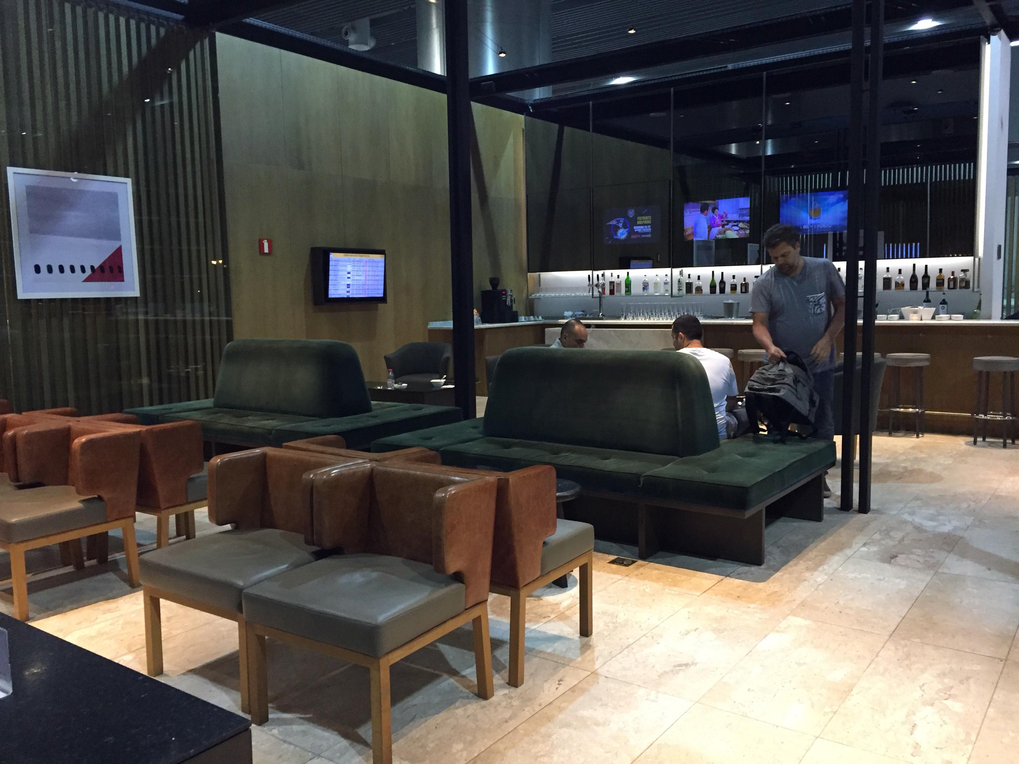 img 9977 - El Salon VIP de LATAM en San Pablo Guarulhos