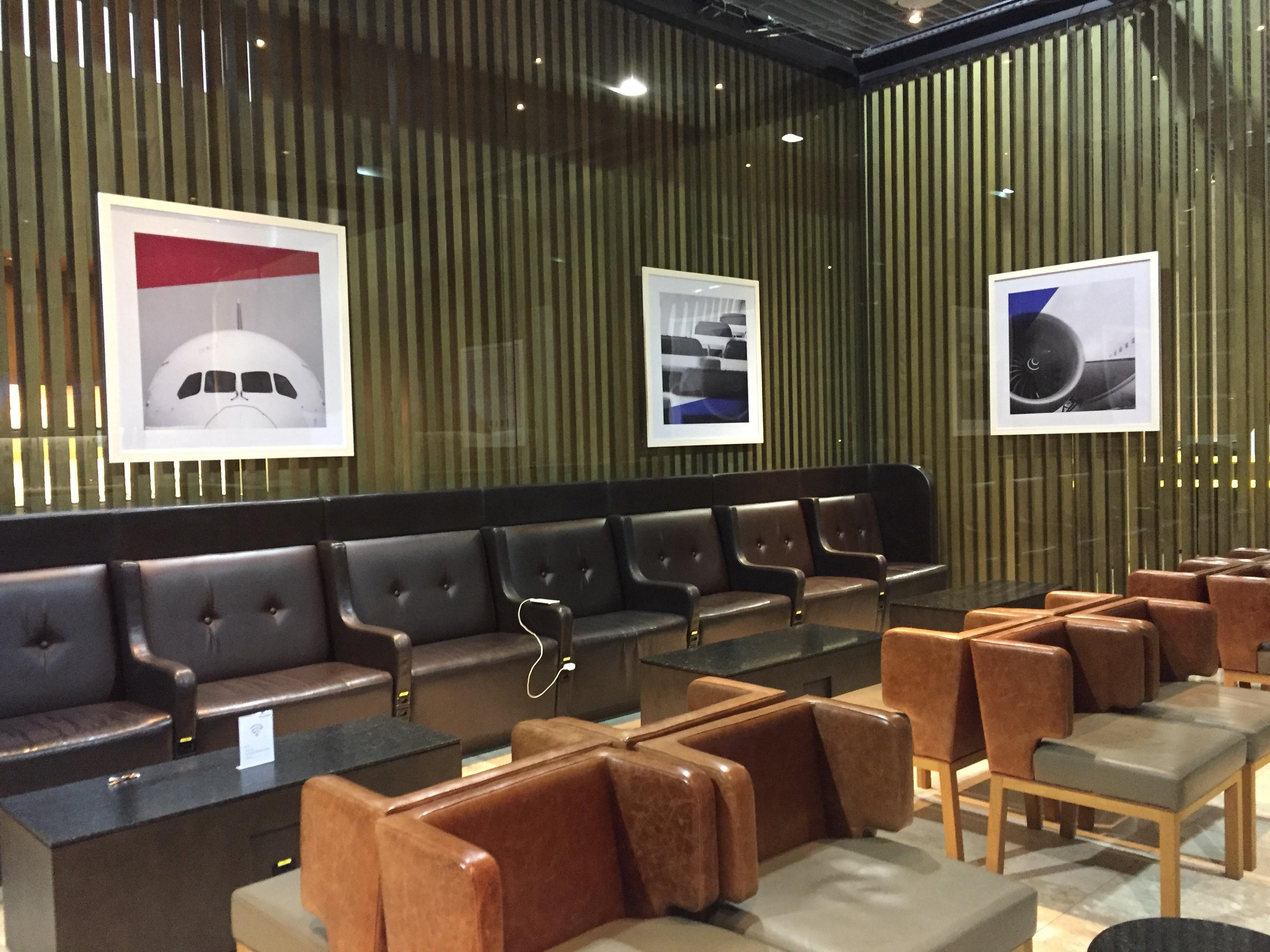 img 9978 - El Salon VIP de LATAM en San Pablo Guarulhos