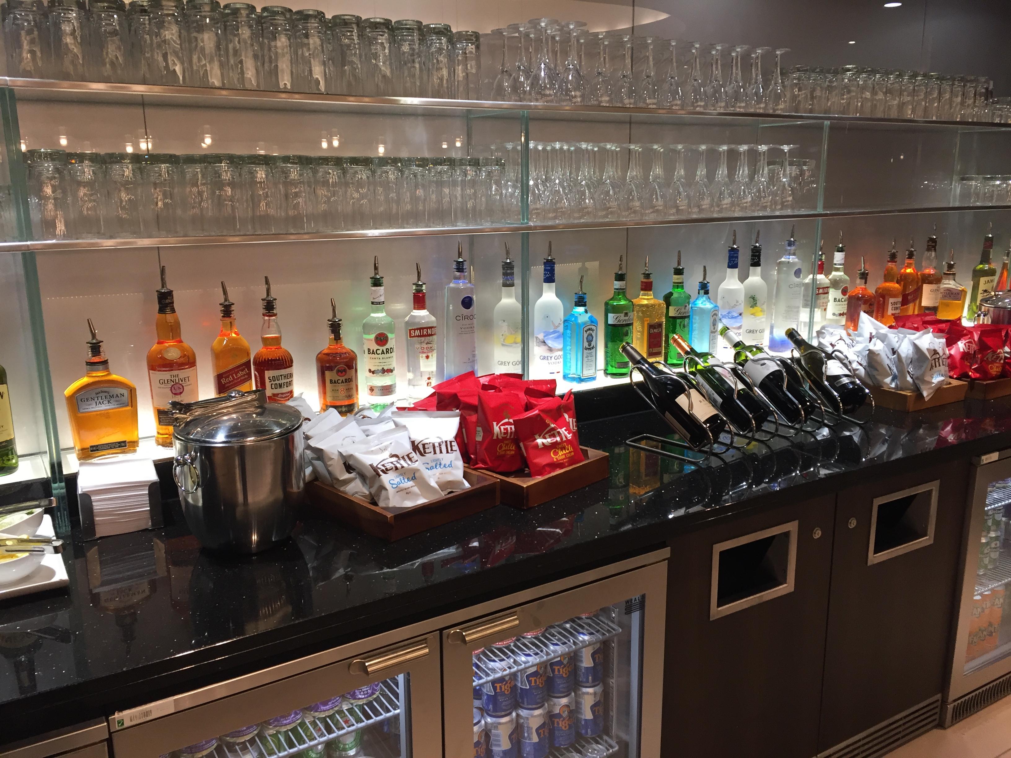 IMG 03151 - El Salon VIP de British Airways de Londres Gatwick