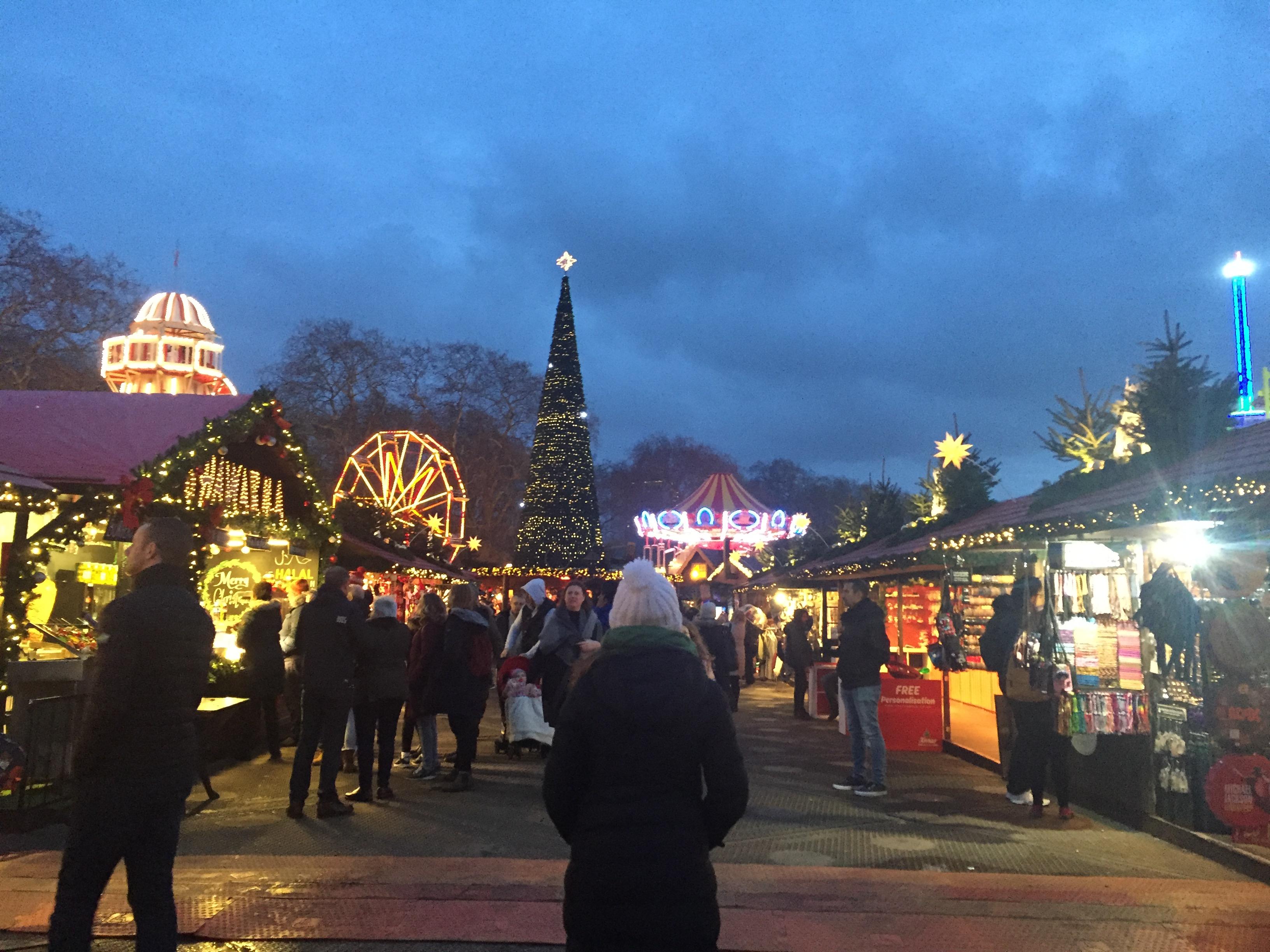 IMG 25741 - WinterWonderland el parque de diversiones en Londres