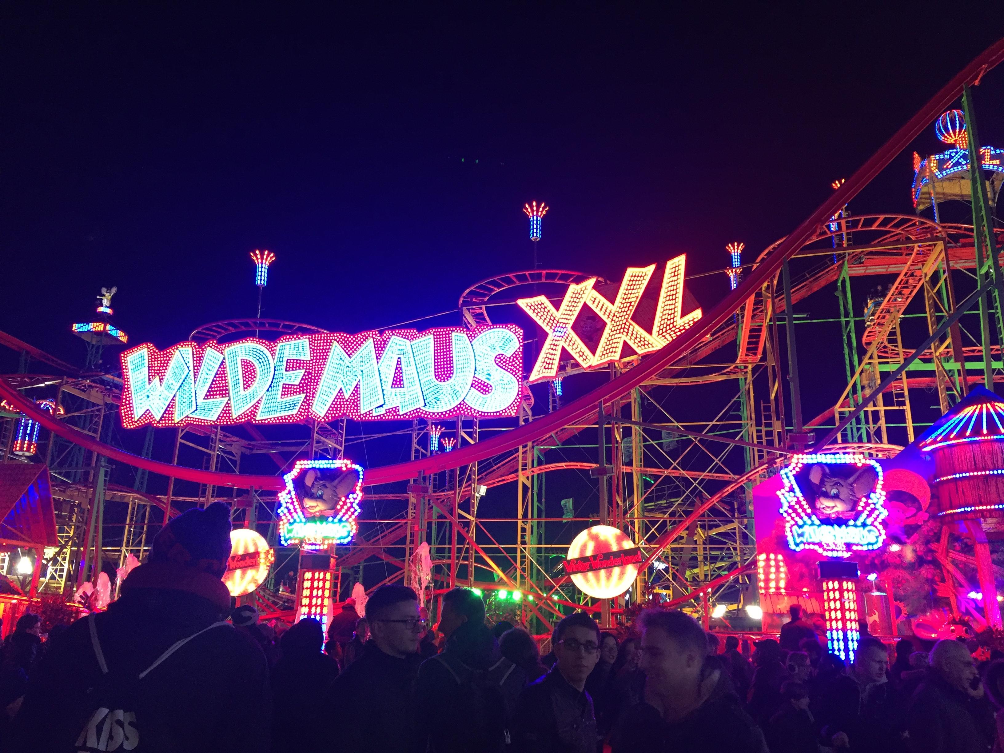 IMG 26081 - WinterWonderland el parque de diversiones en Londres