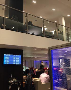 Salon VIP British Londres Gatwick