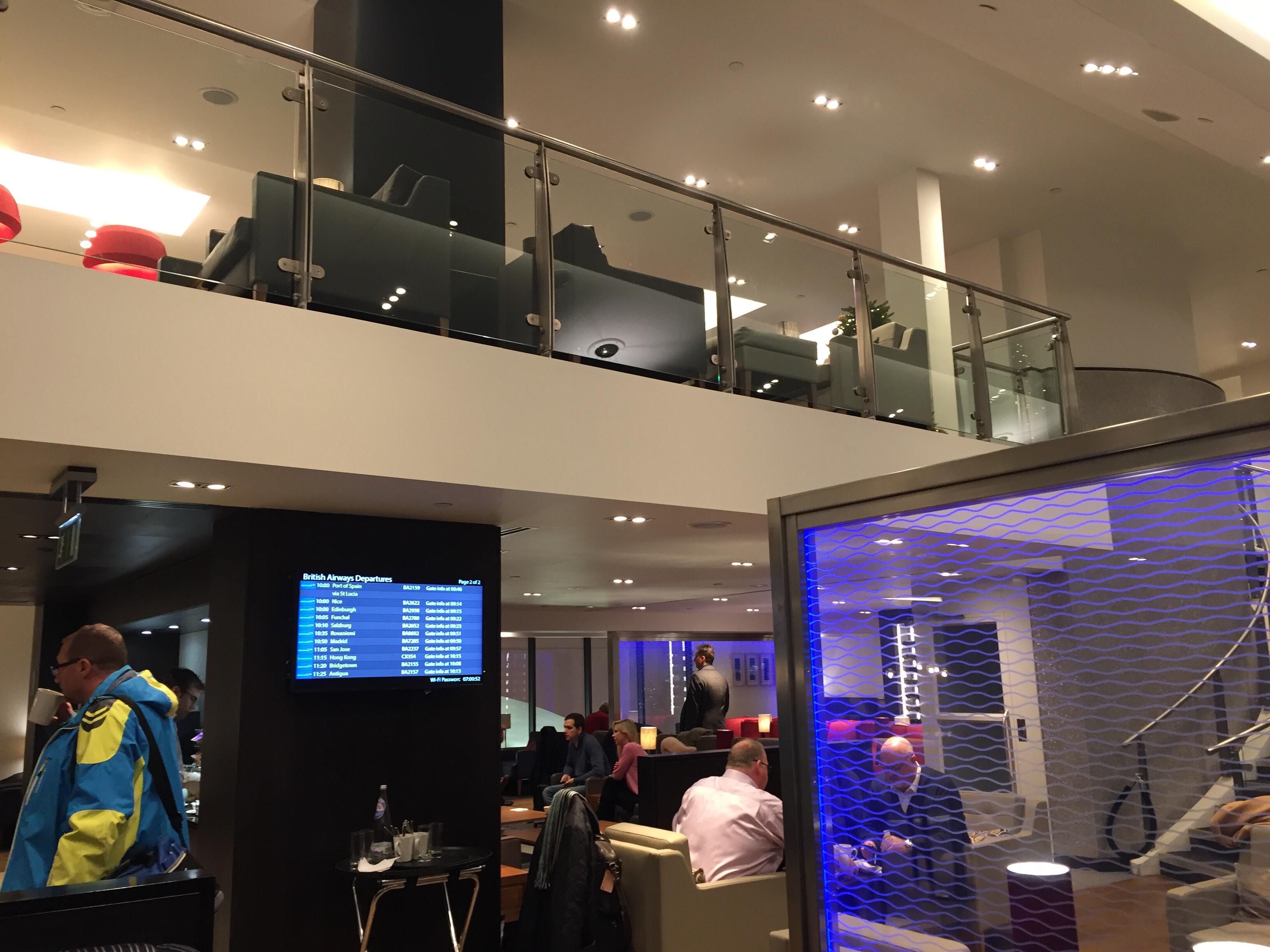 img 0303 - El Salon VIP de British Airways de Londres Gatwick